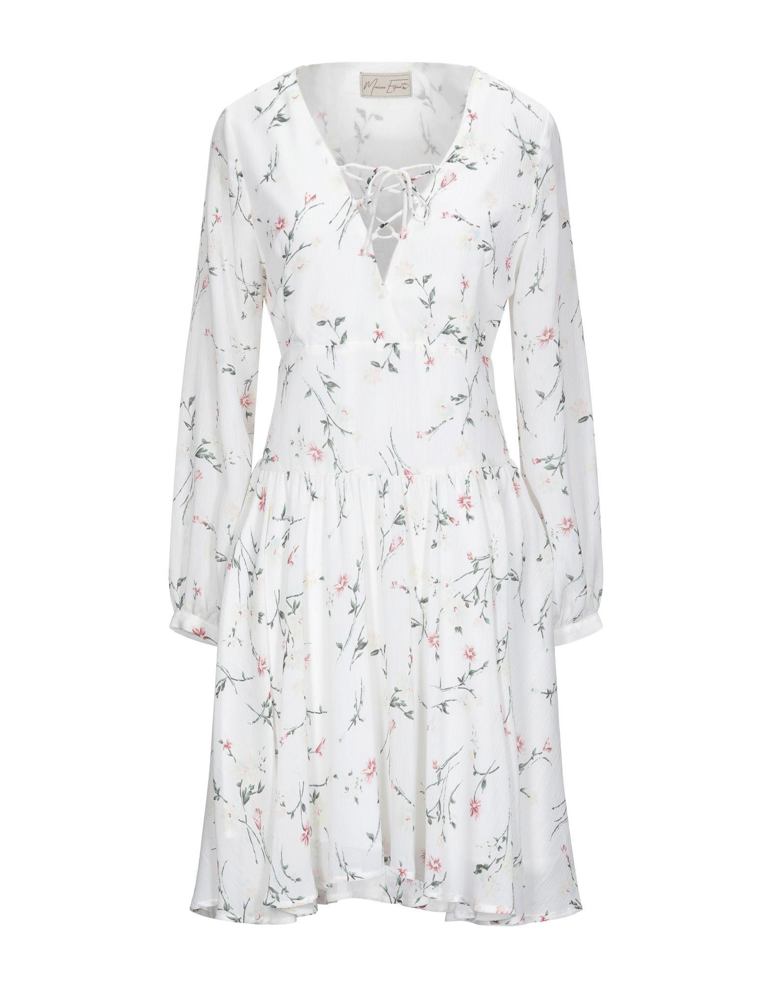 MAISON ESPIN Короткое платье maison espin мини юбка