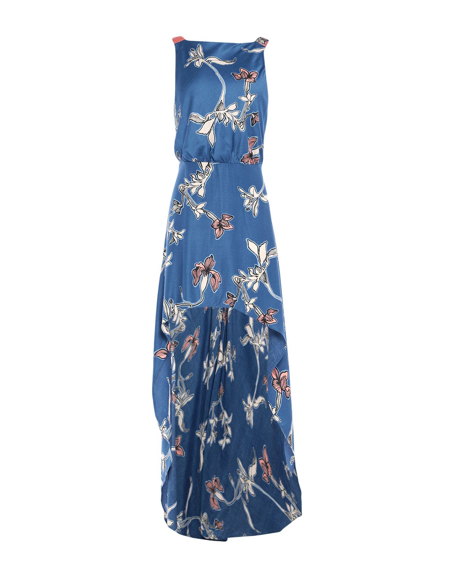 ALEXIS Короткое платье alexis длинное платье