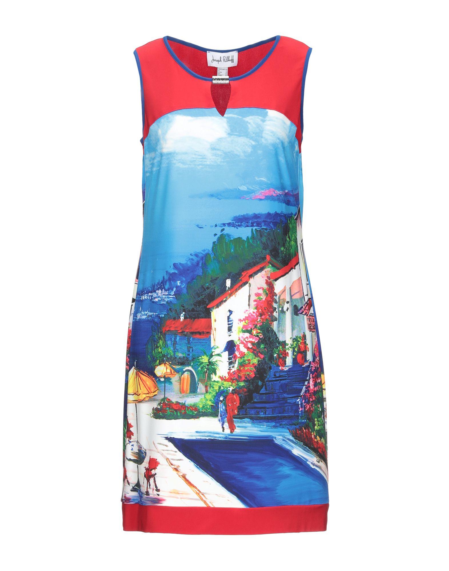 JOSEPH RIBKOFF Короткое платье joseph ribkoff топ без рукавов