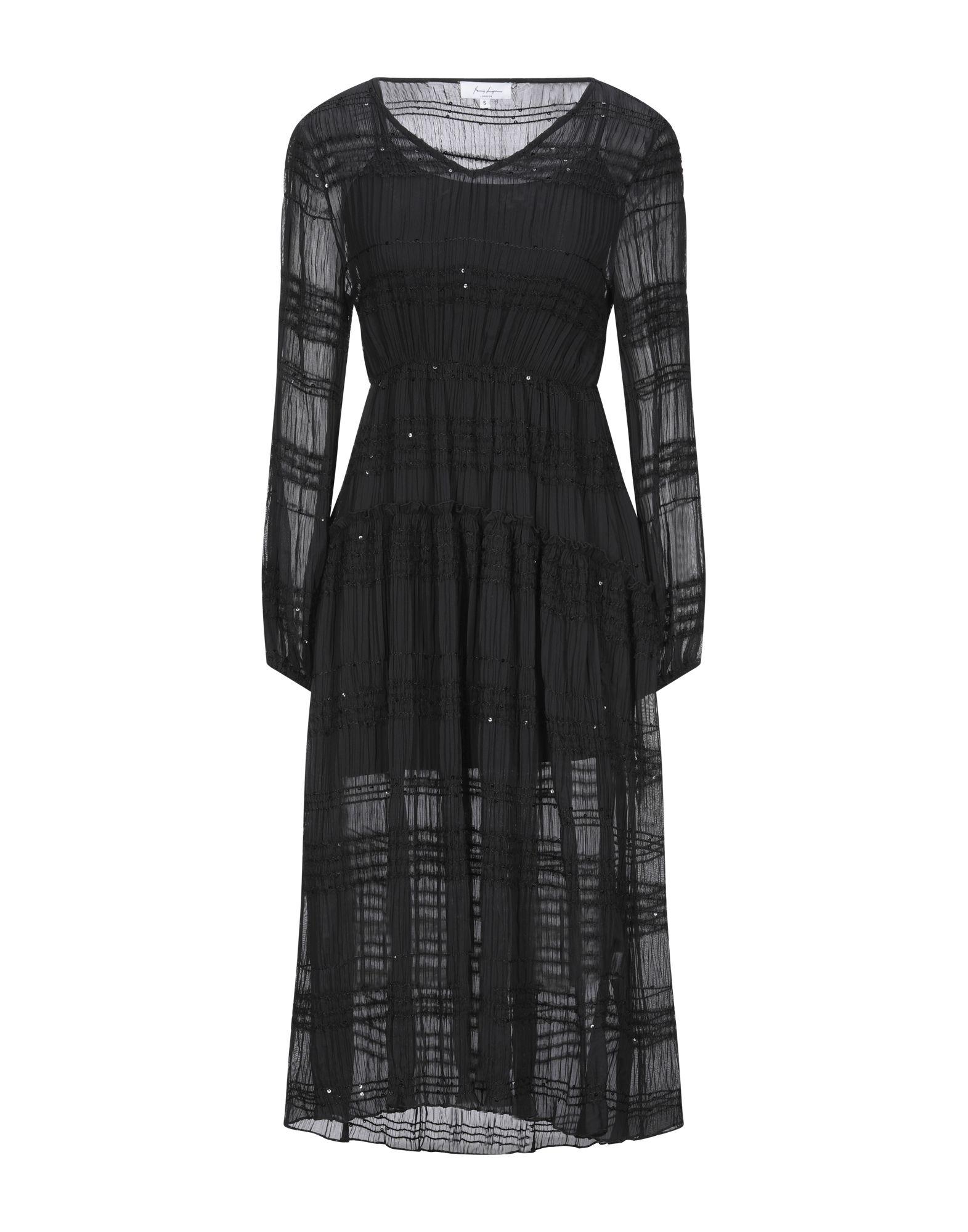 AMY LYNN Платье длиной 3/4 cherrie lynn raw need
