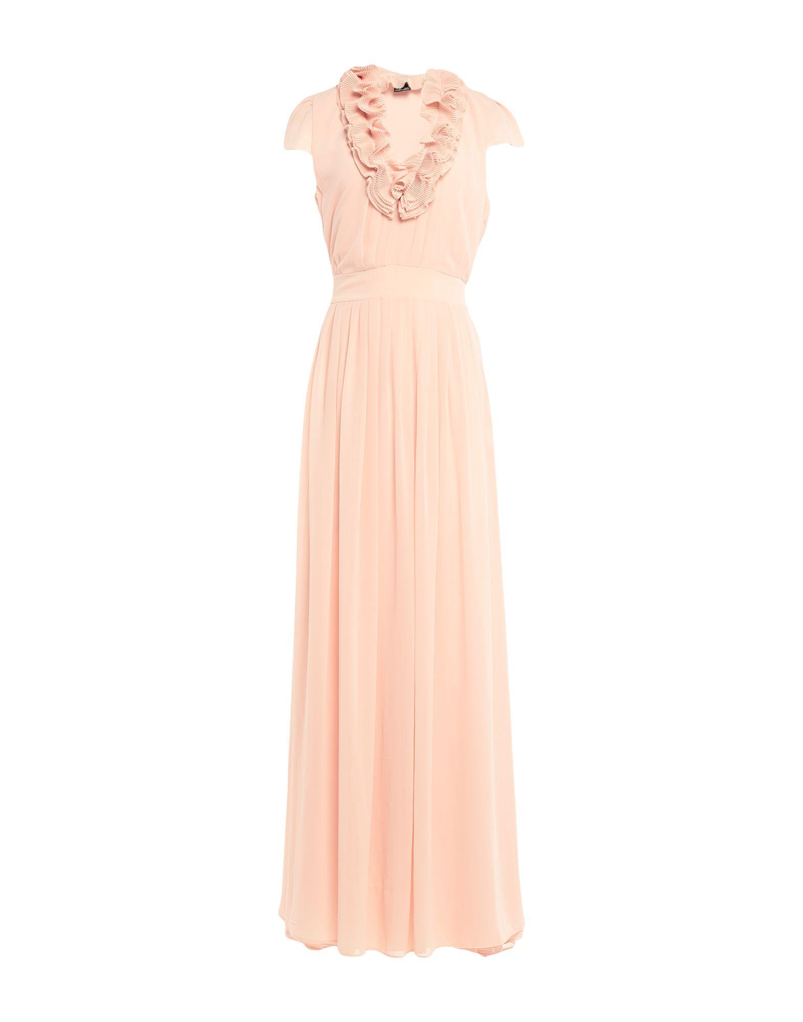 IT'S A PARTY DRESS Длинное платье sleeveless lace a line party swing skater dress