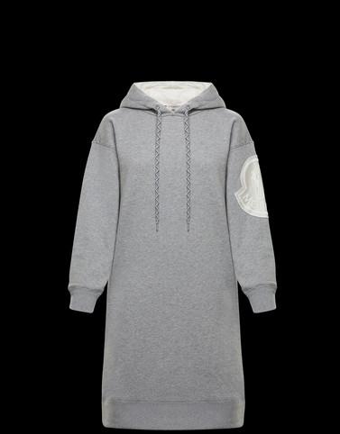 连衣裙 灰色 连衣裙 女士