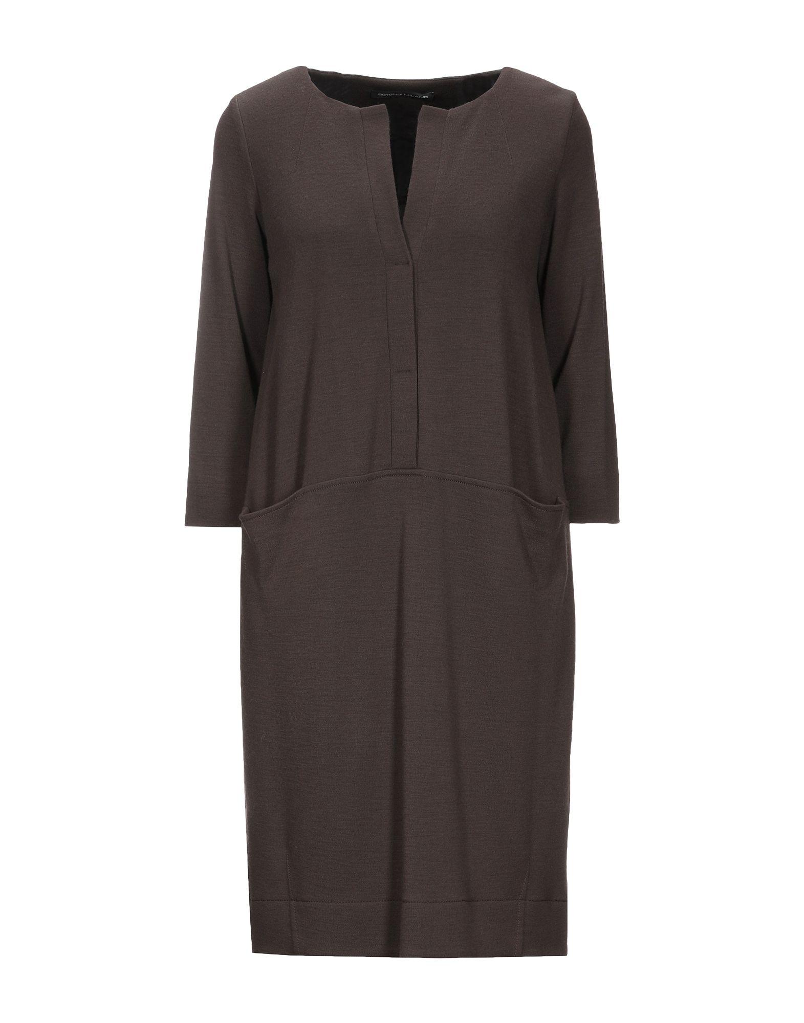 BOTONDI MILANO Короткое платье недорого