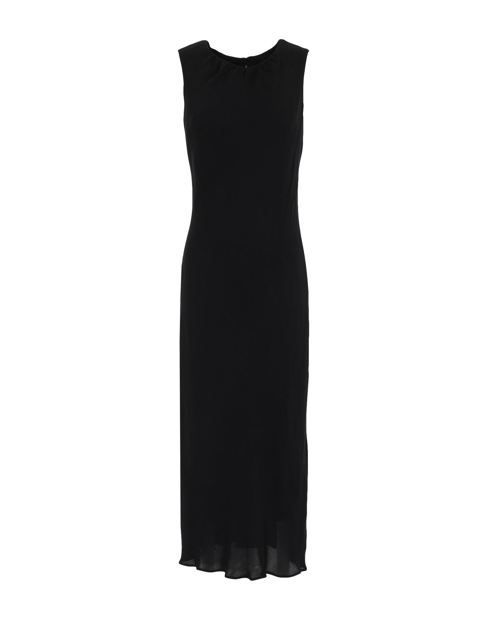 DONNA KARAN Платье длиной 3/4 donna karan платье до колена
