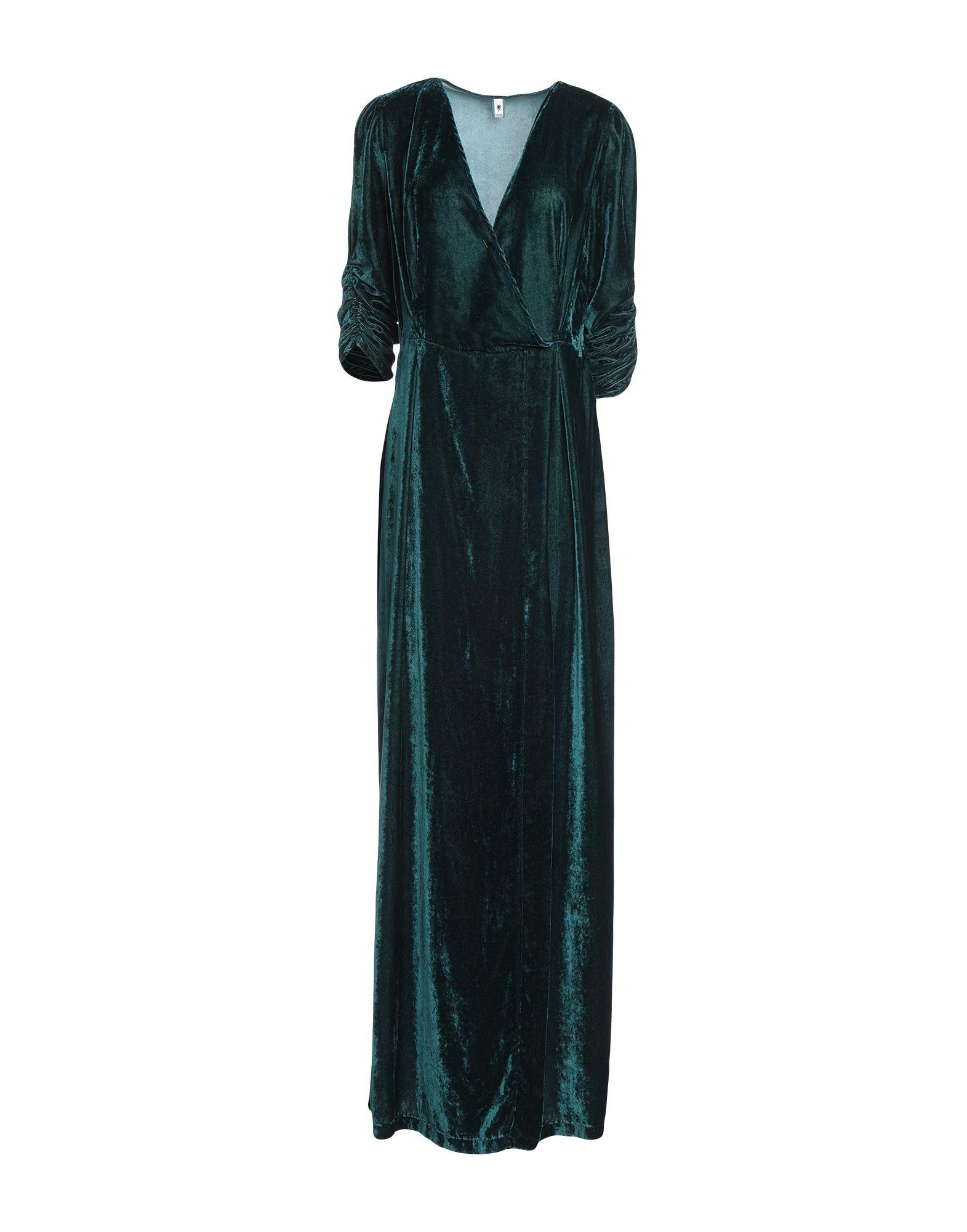 EUROPEAN CULTURE Длинное платье european culture платье длиной 3 4
