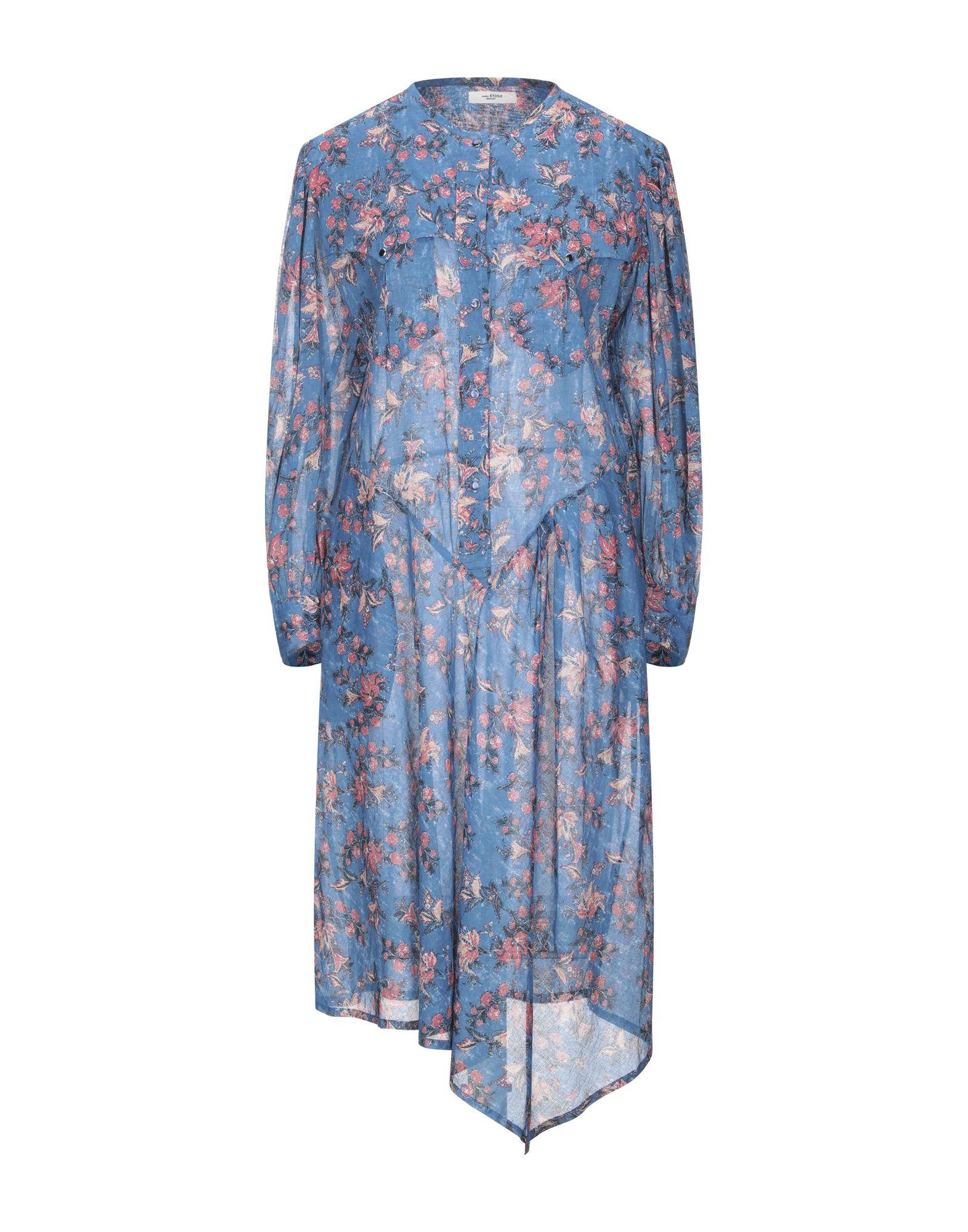 ISABEL MARANT ÉTOILE Платье длиной 3/4 isabel garcia платье длиной 3 4