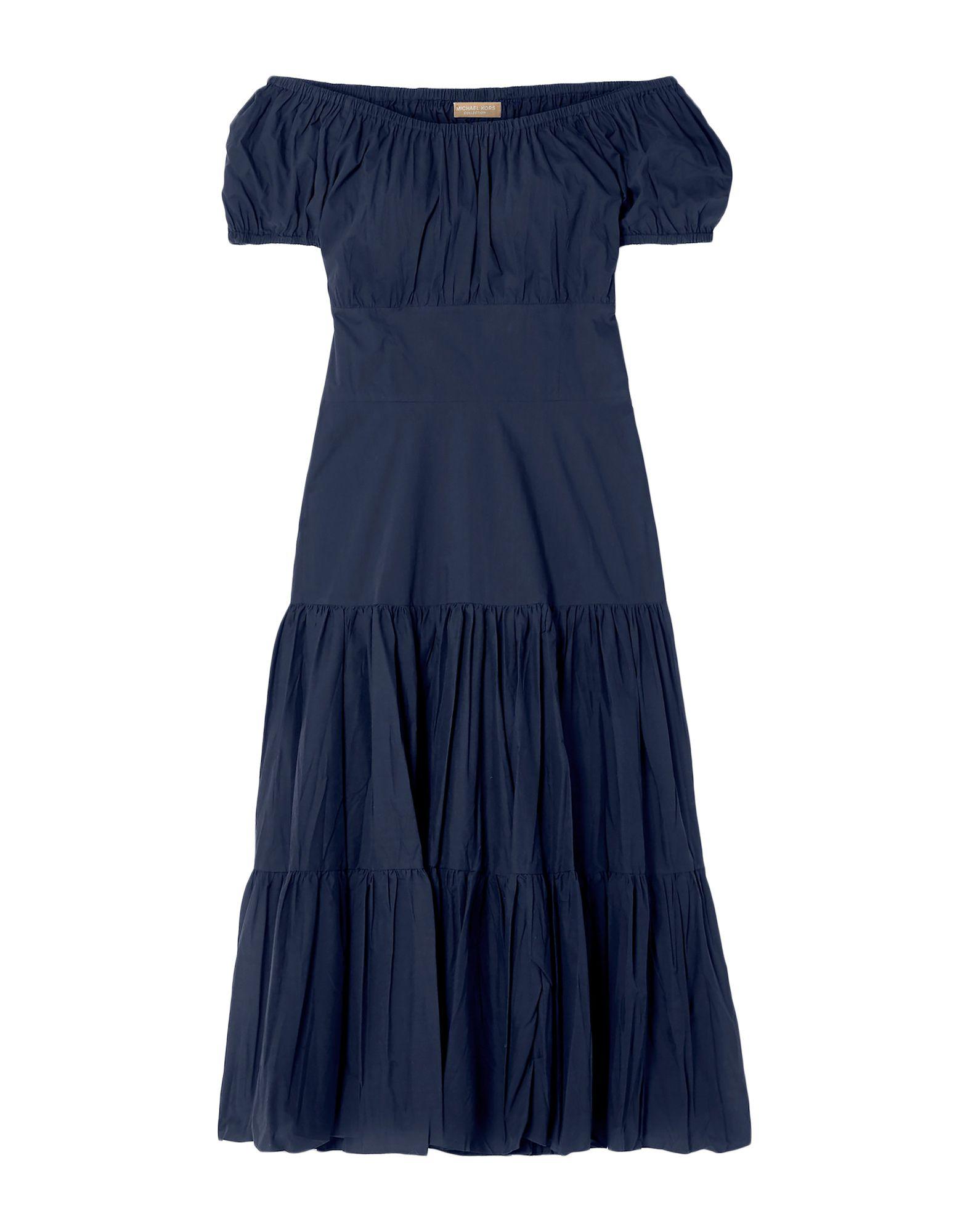 Фото - MICHAEL KORS COLLECTION Платье длиной 3/4 michael kors collection юбка длиной 3 4