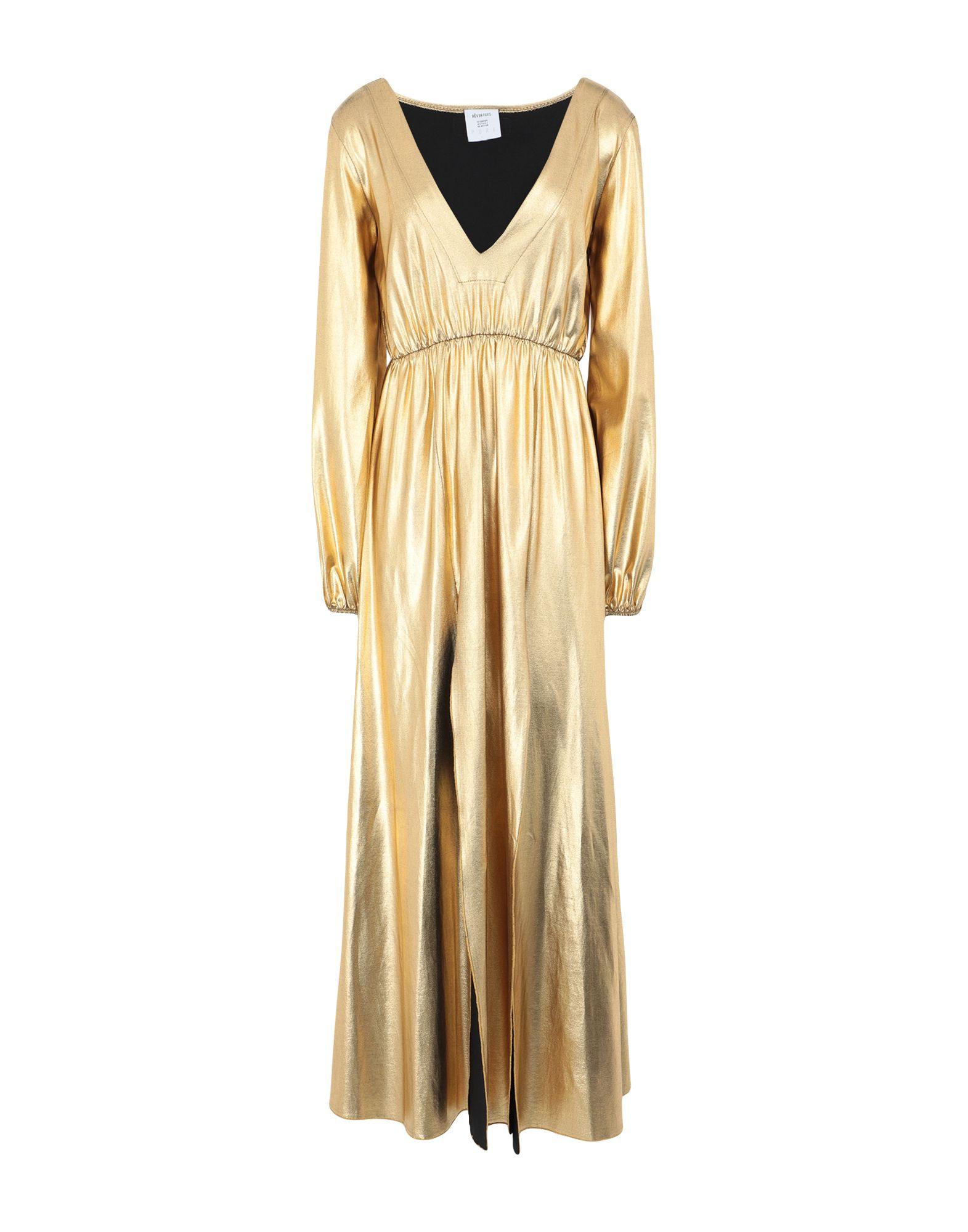RÊVER Paris Длинное платье rêver paris майка