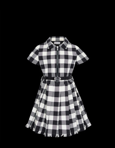 DRESS Black Kids 4-6 Years - Girl Woman
