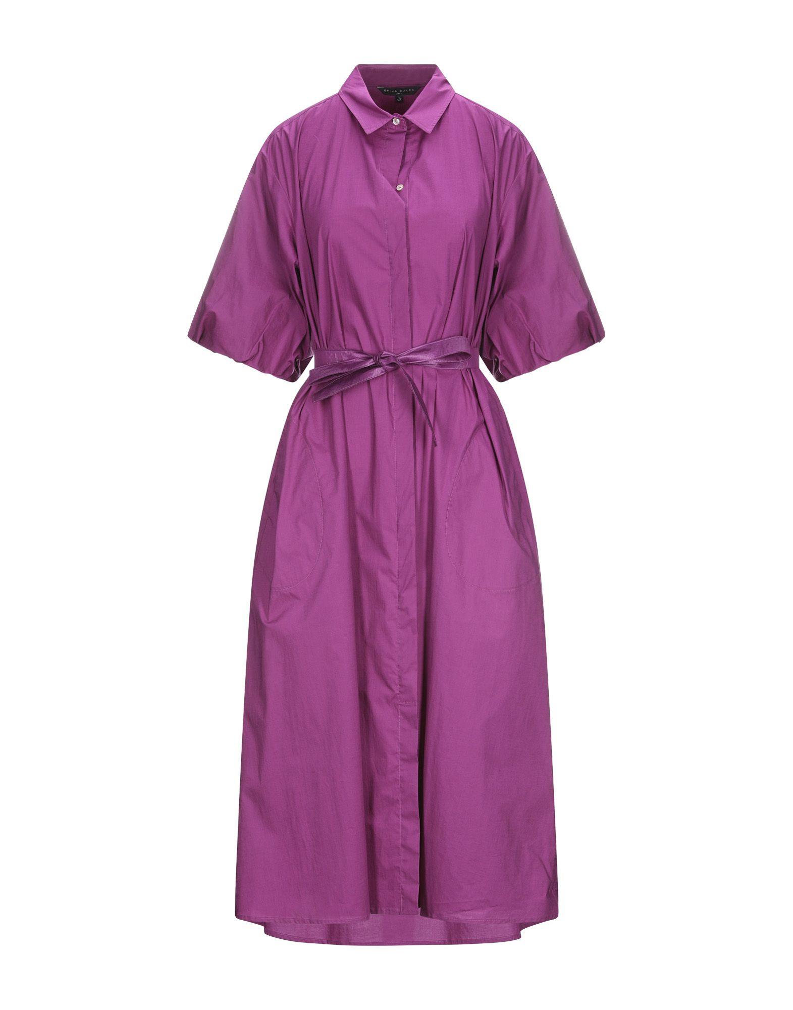 BRIAN DALES Платье длиной 3/4 vionnet платье длиной 3 4