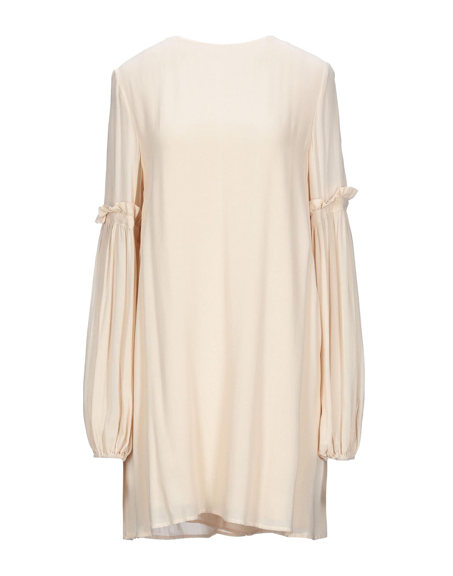Фото - MARGAUX LONNBERG Короткое платье margaux lonnberg топ без рукавов