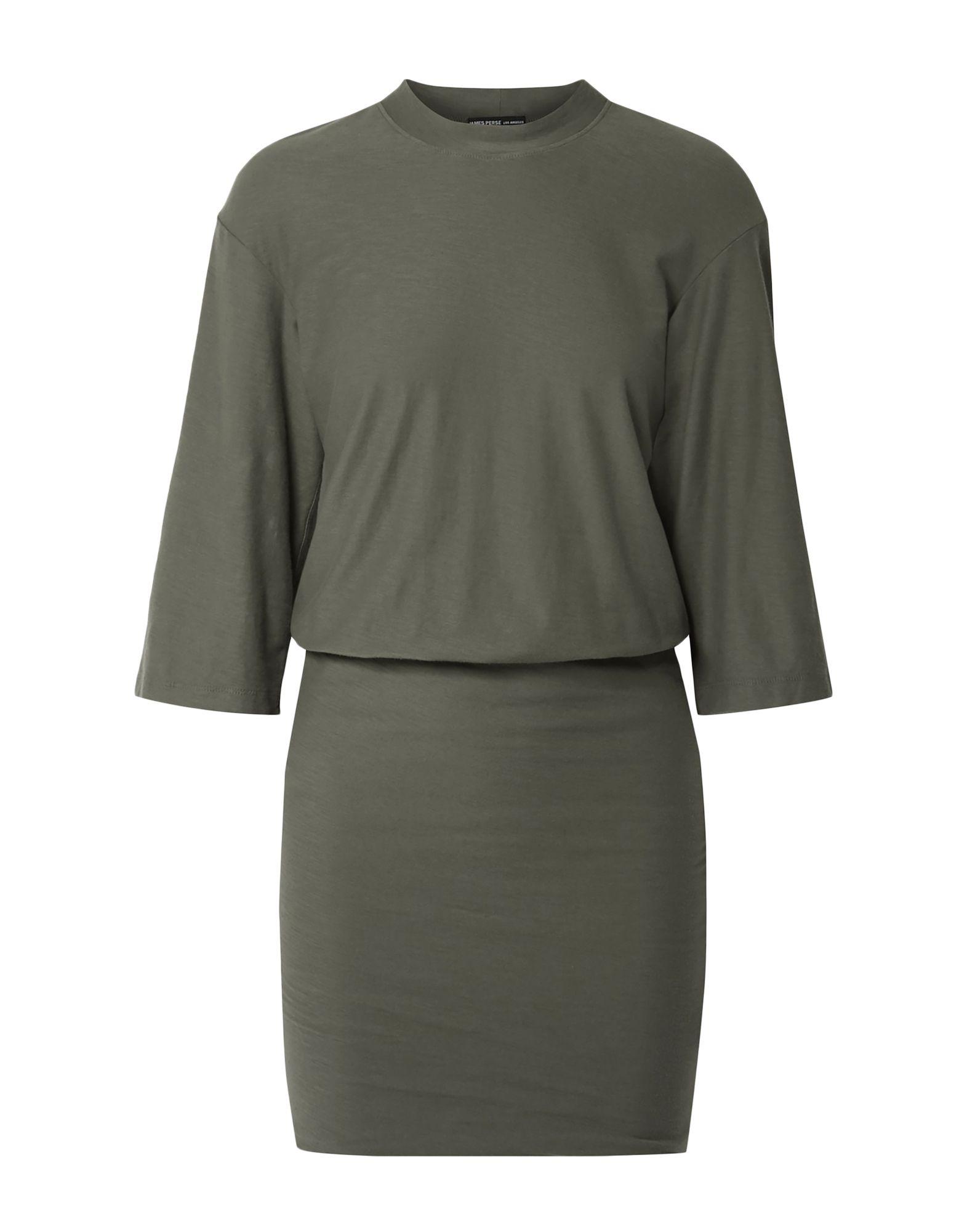 JAMES PERSE Короткое платье james perse standard юбка длиной 3 4