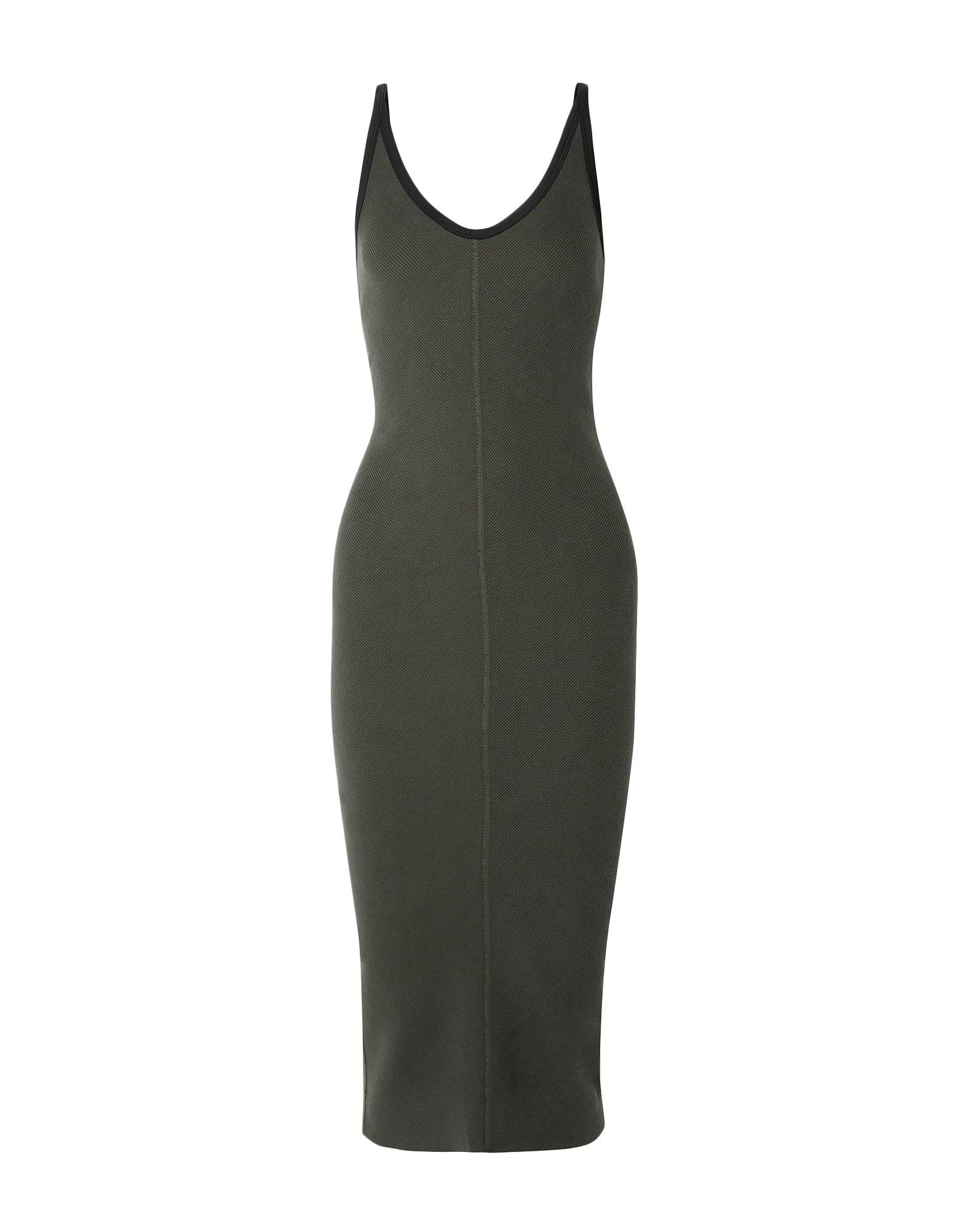 JAMES PERSE Платье длиной 3/4 elizabeth and james платье длиной 3 4