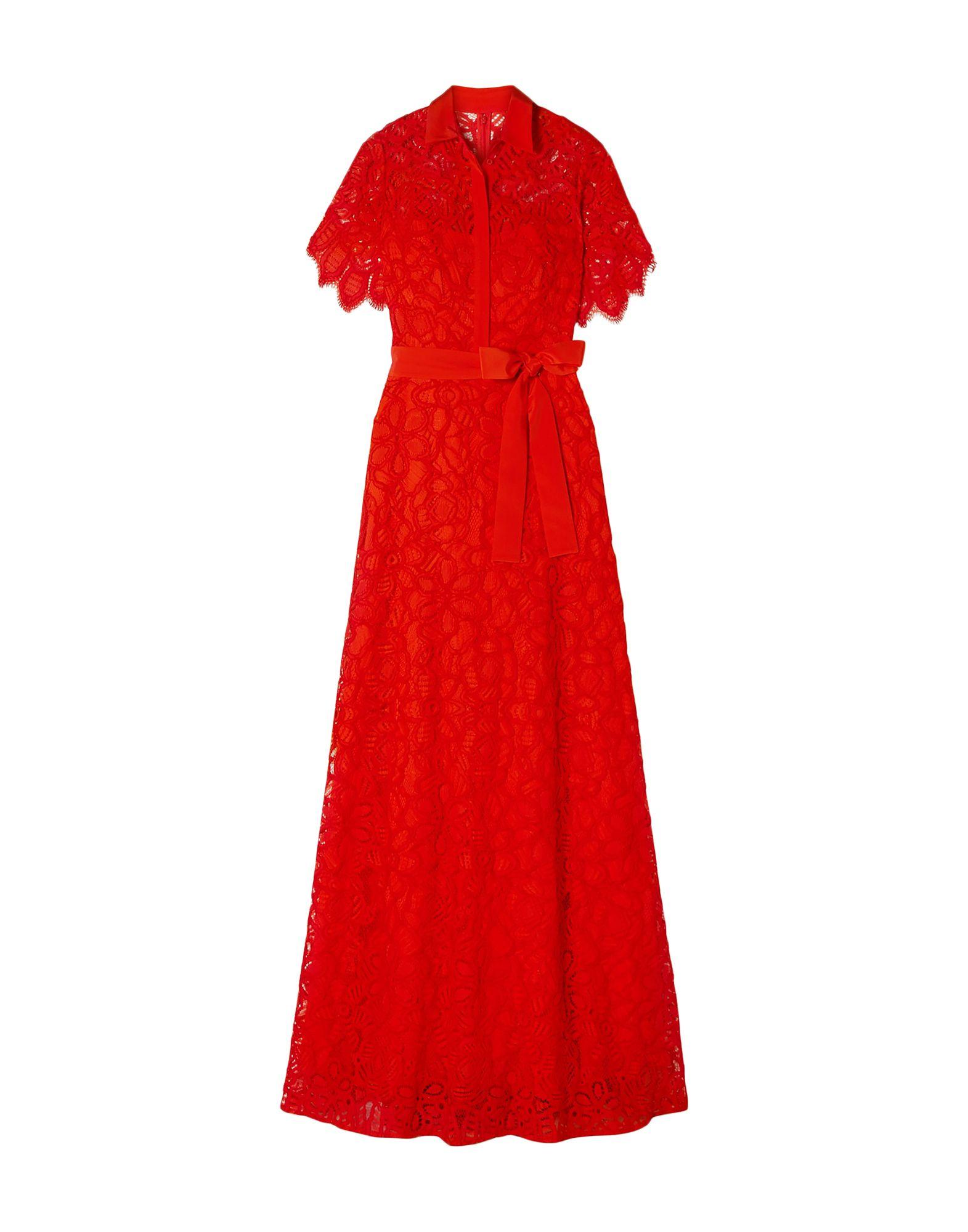 Фото - LELA ROSE Длинное платье lela rose платье длиной 3 4