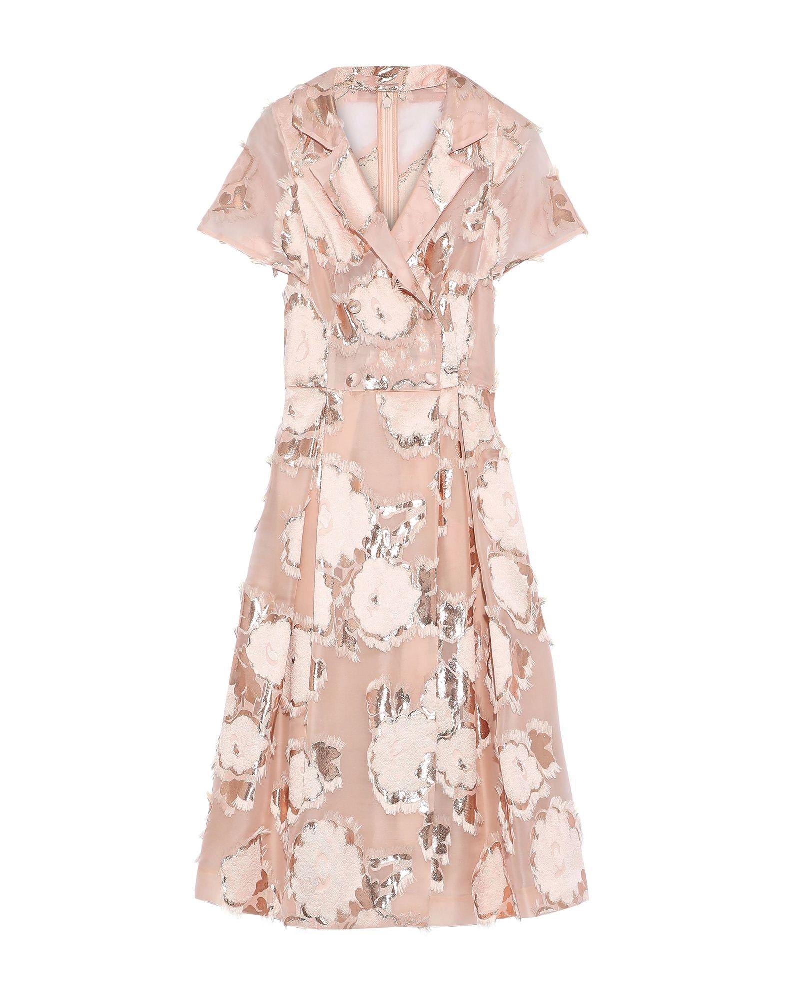 Фото - LELA ROSE Платье миди lela rose платье длиной 3 4
