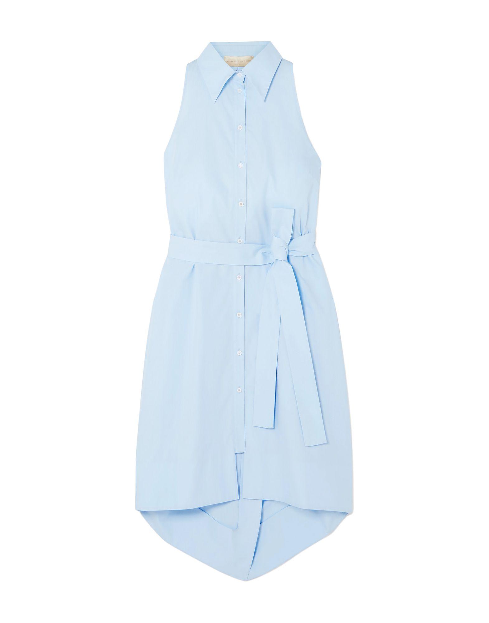 ANTONIO BERARDI Платье до колена antonio berardi пальто
