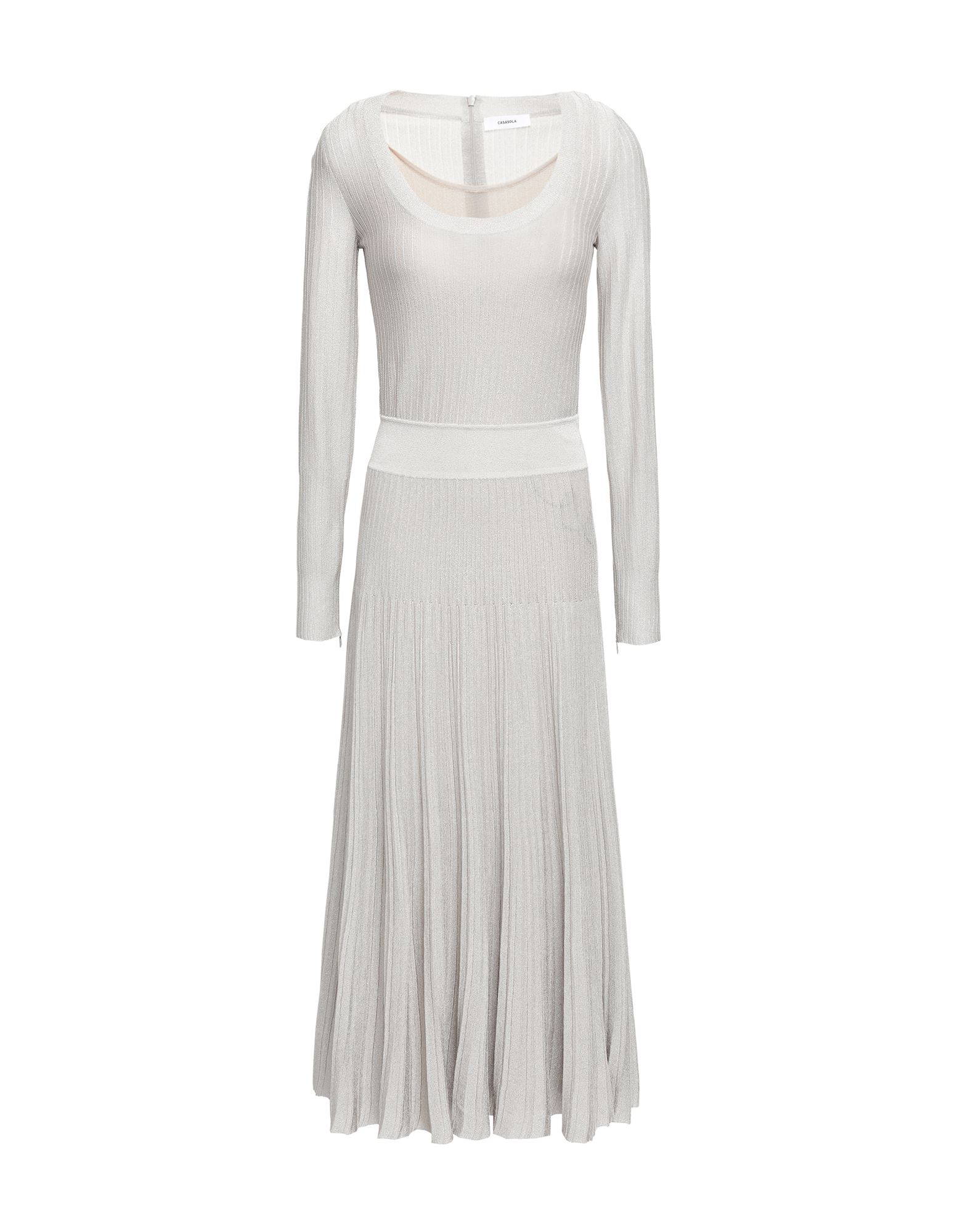 CASASOLA Платье длиной 3/4 casasola платье длиной 3 4
