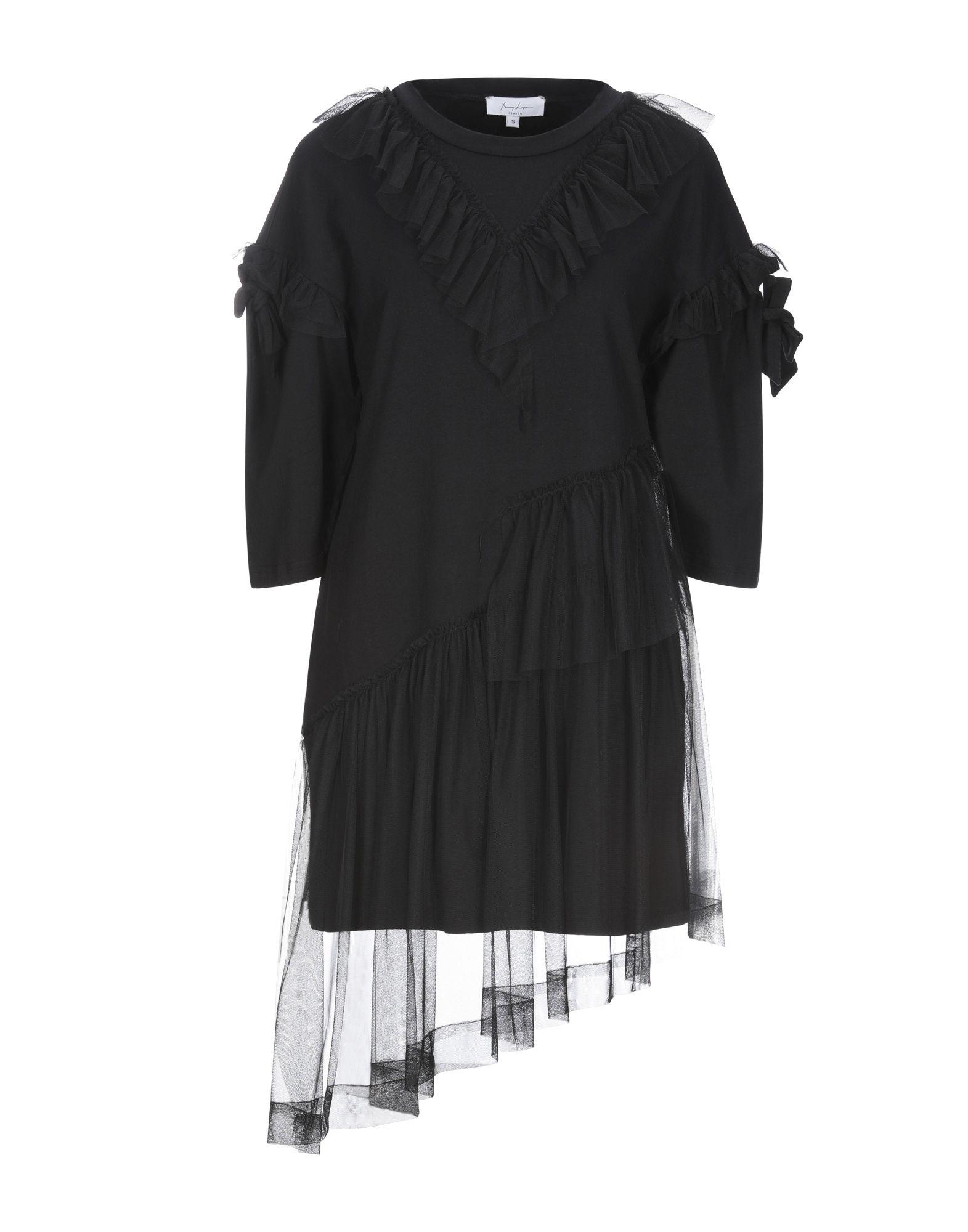 AMY LYNN Короткое платье cherrie lynn raw need
