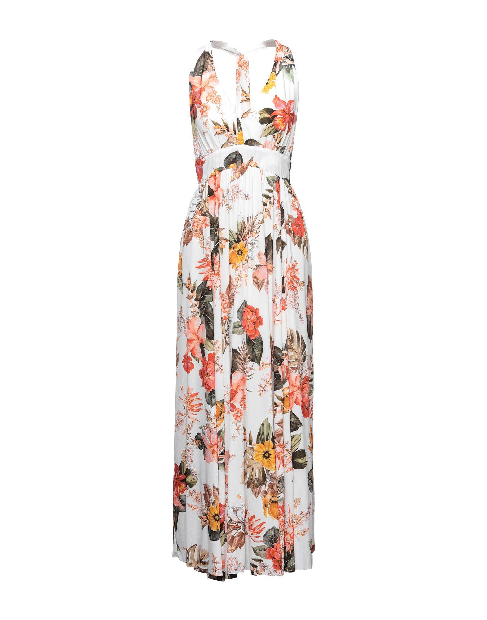 RINASCIMENTO Длинное платье платья rinascimento платье