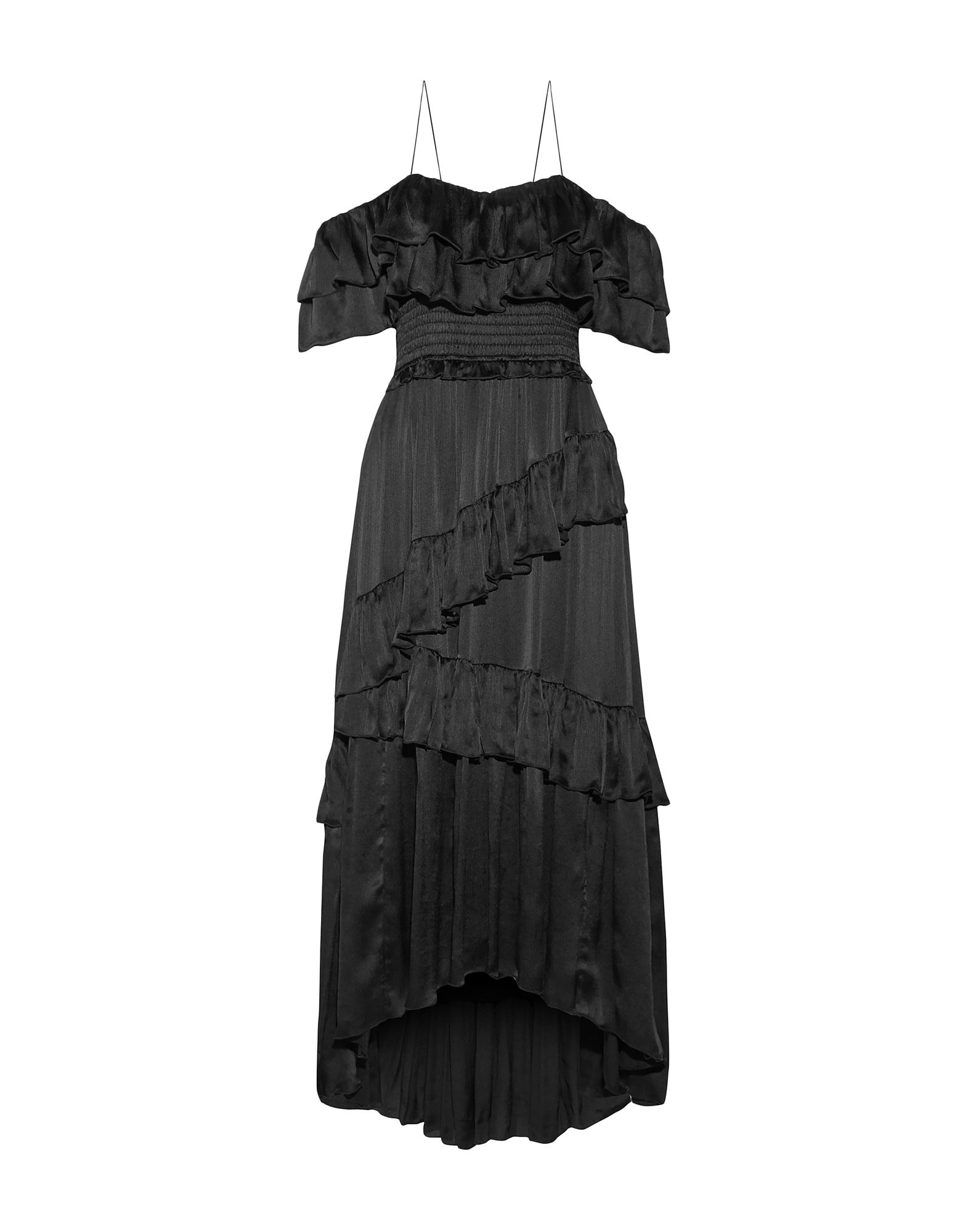 Фото - ULLA JOHNSON Длинное платье ulla johnson платье до колена