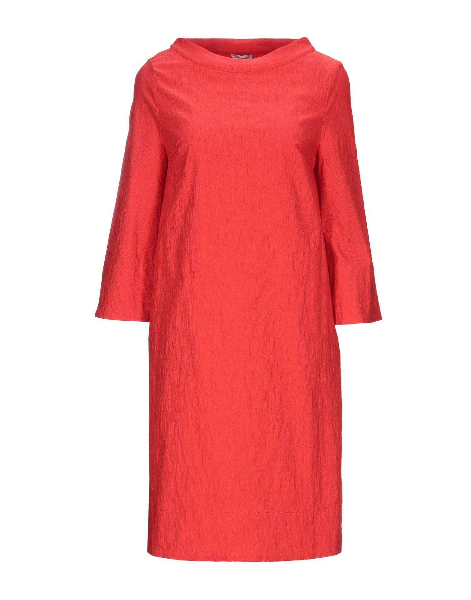 BLUKEY Платье до колена blukey платье до колена