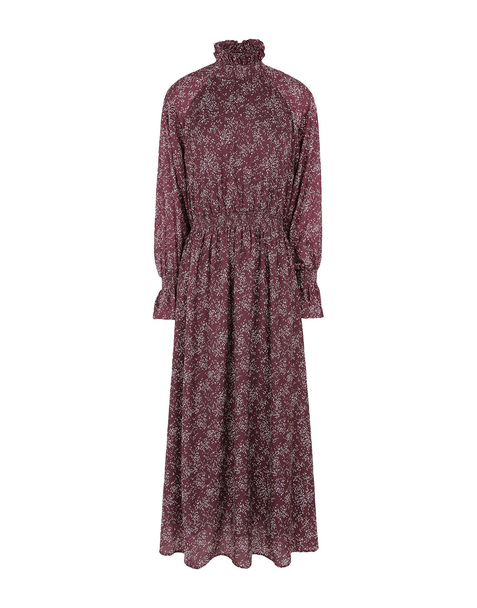 8 by YOOX Длинное платье theory длинное платье