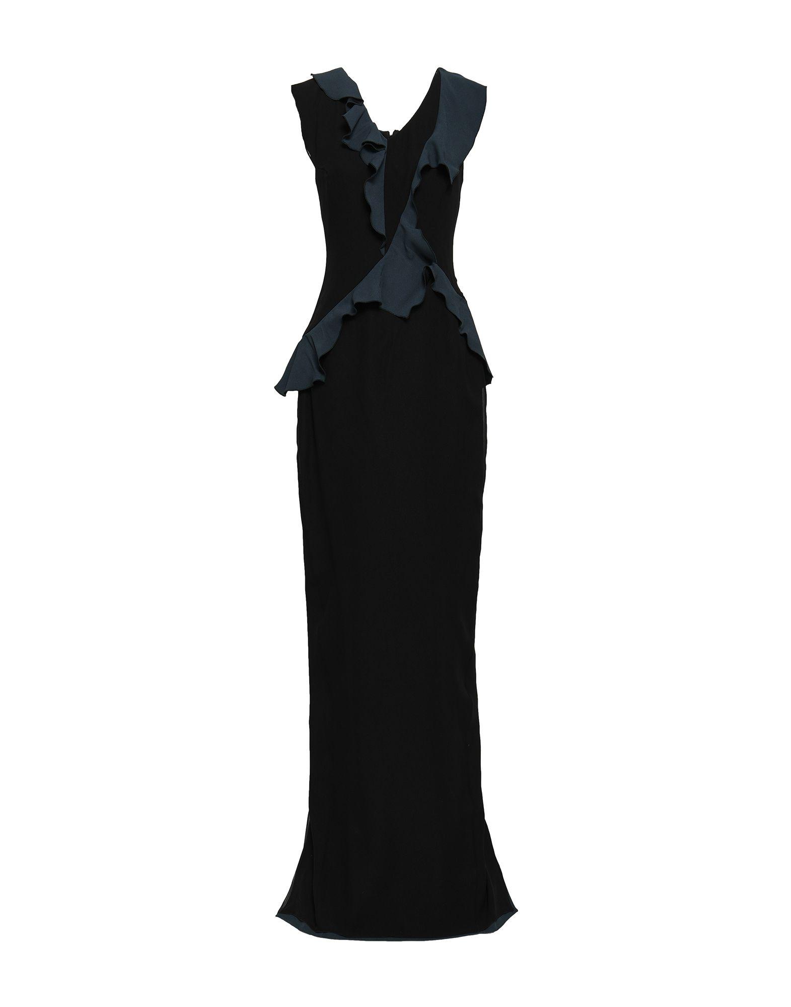 CHALAYAN Длинное платье