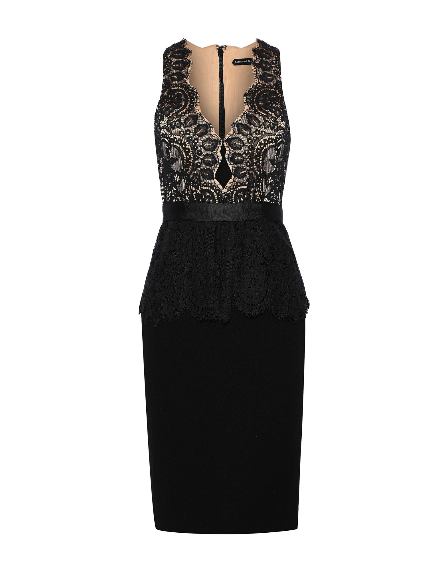 CATHERINE DEANE Платье до колена catherine malandrino короткое платье