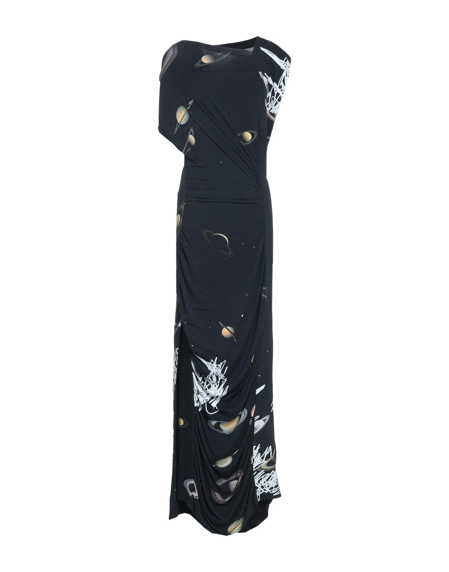 Фото - ANDREAS KRONTHALER x VIVIENNE WESTWOOD Длинное платье vivienne westwood red label длинное платье