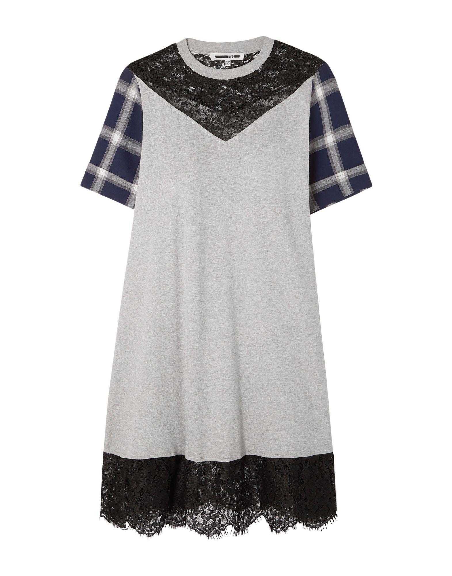 рубашка alexander mcqueen рубашка McQ Alexander McQueen Короткое платье