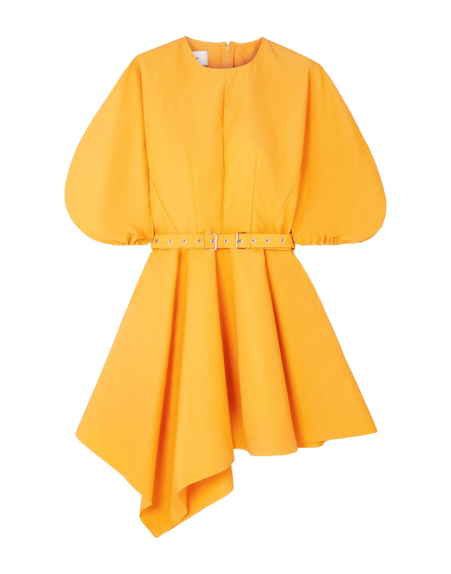 MARQUES' ALMEIDA Короткое платье marques almeida накидка