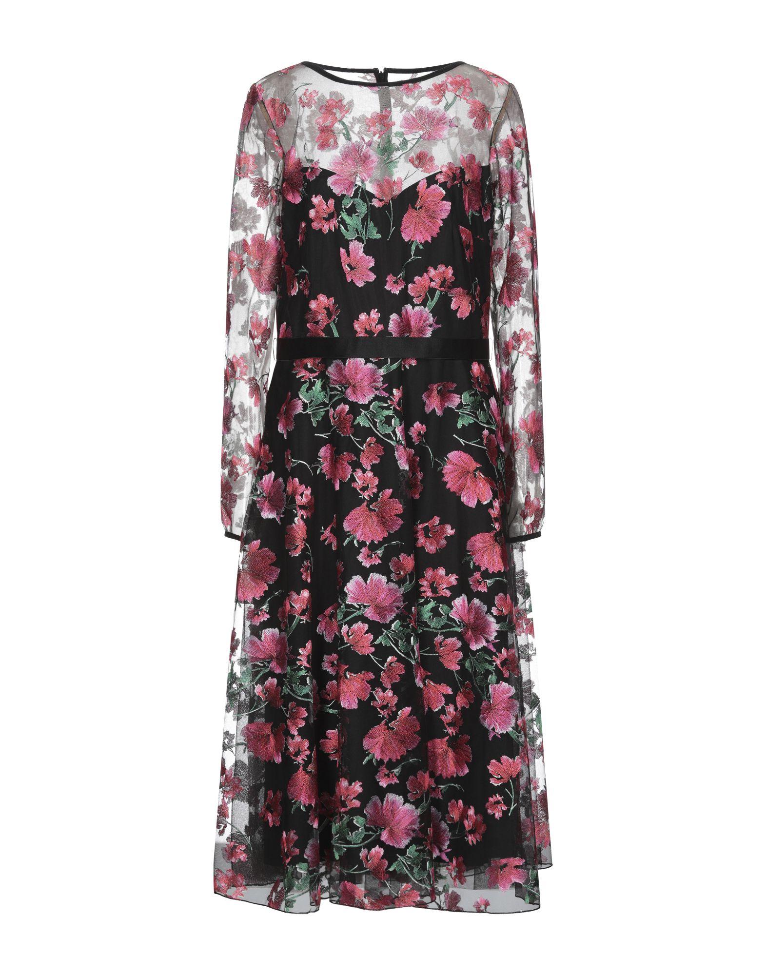 TADASHI SHOJI Платье миди