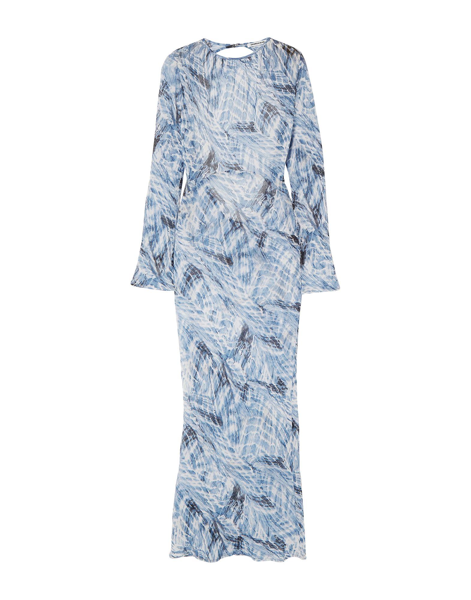 GEORGIA ALICE Длинное платье georgia alice блузка