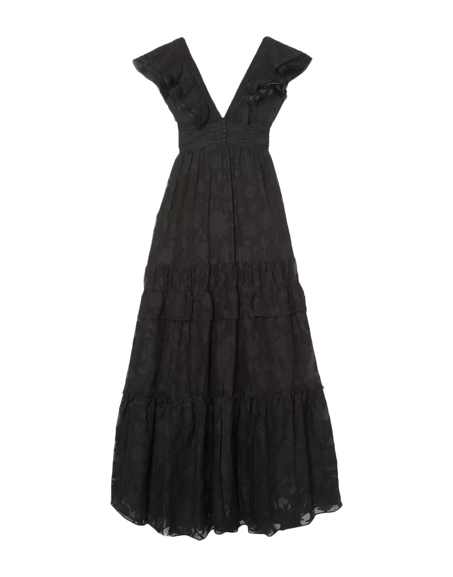 RACHEL ZOE Длинное платье ботильоны rachel zoe