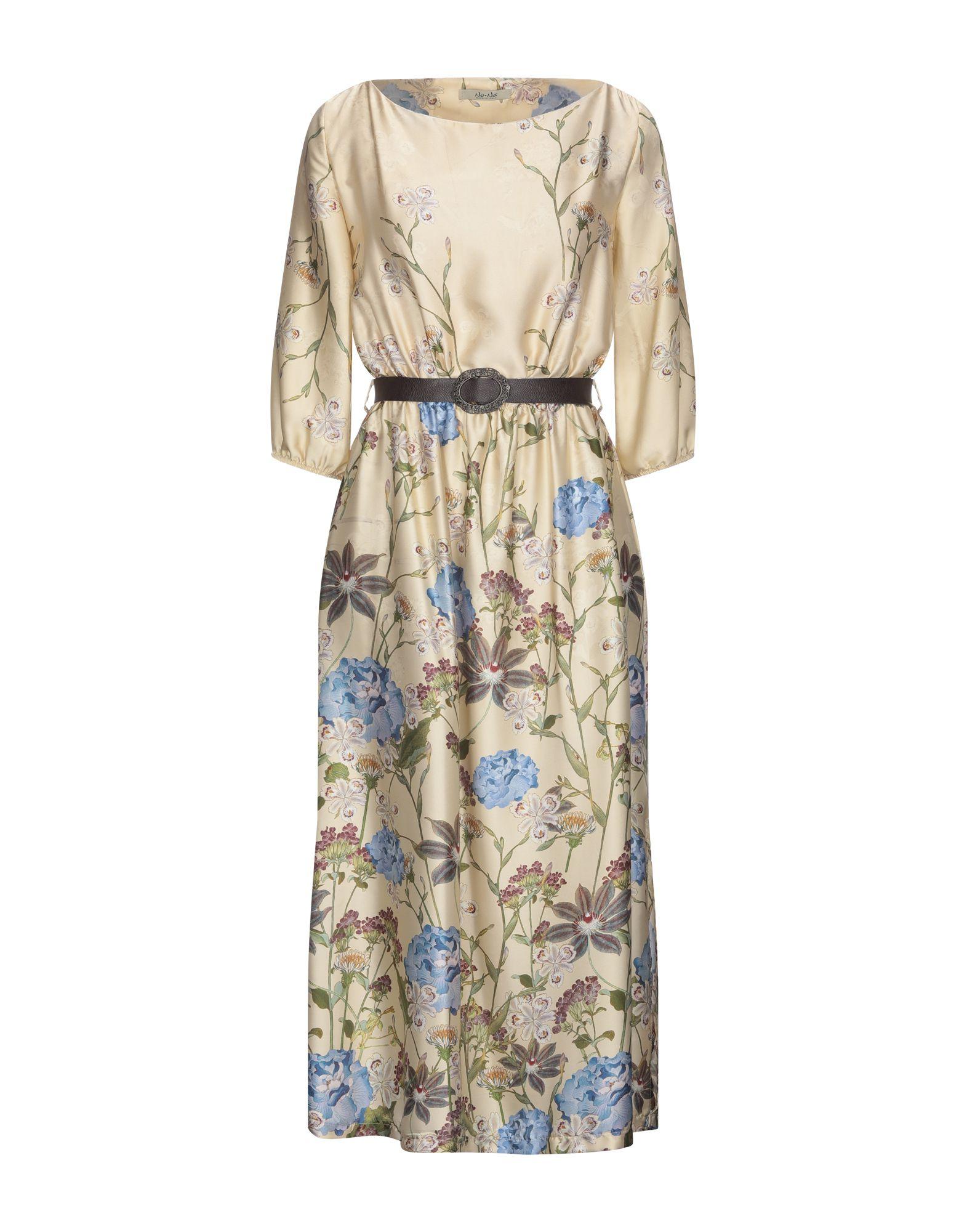 NO-NÀ Платье длиной 3/4 vionnet платье длиной 3 4