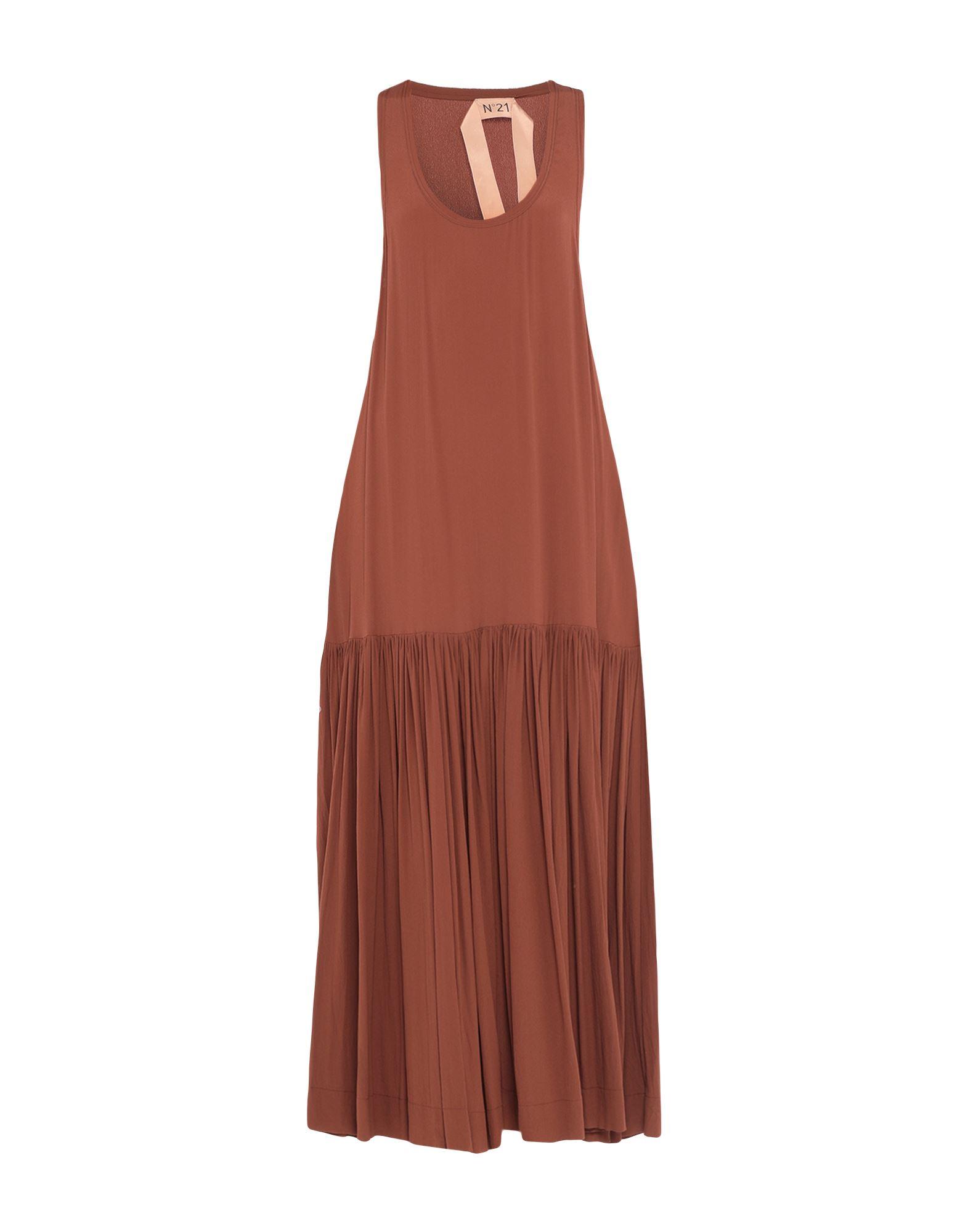N°21 Длинное платье desert mannequin x n duo длинное платье
