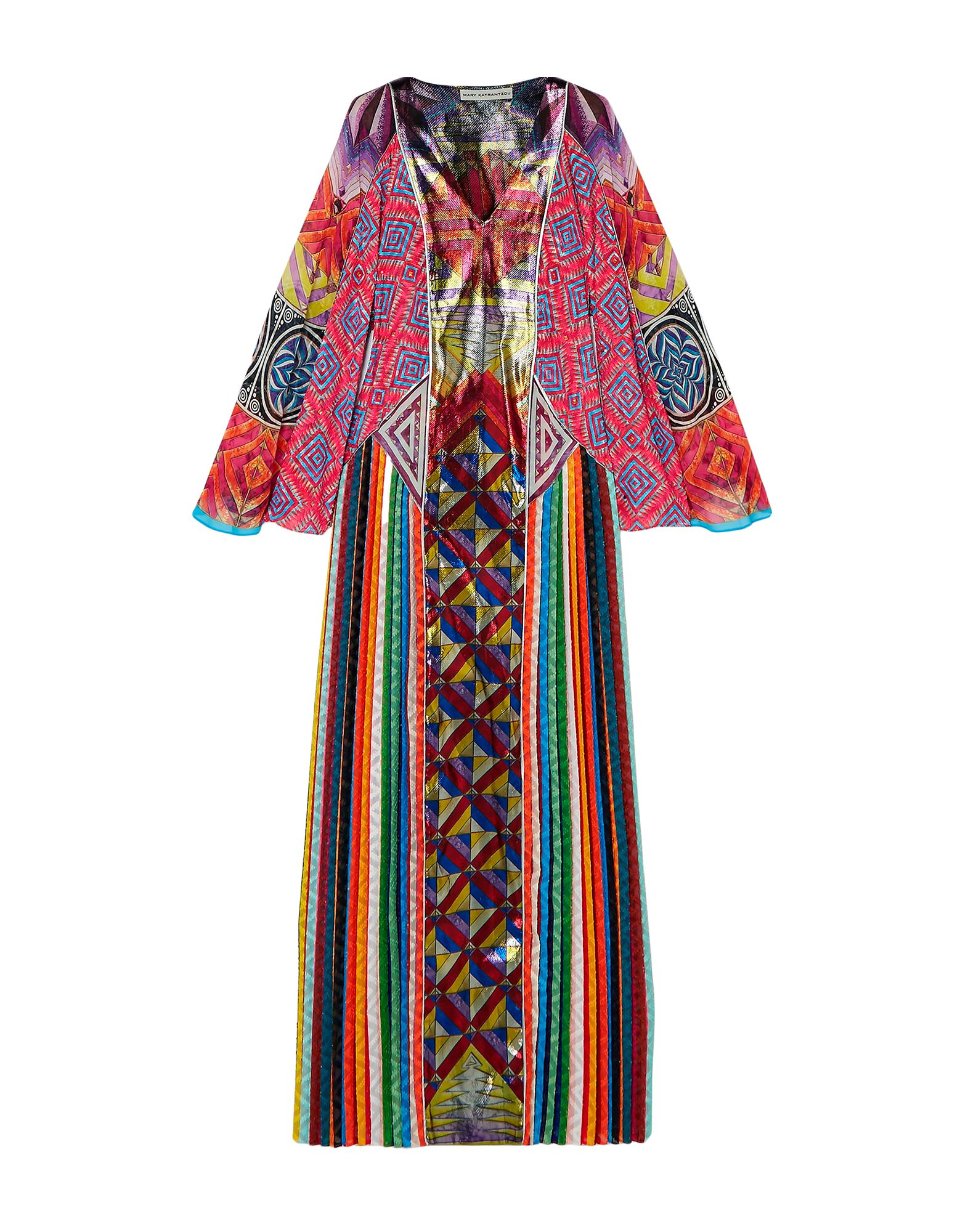 MARY KATRANTZOU Длинное платье недорого