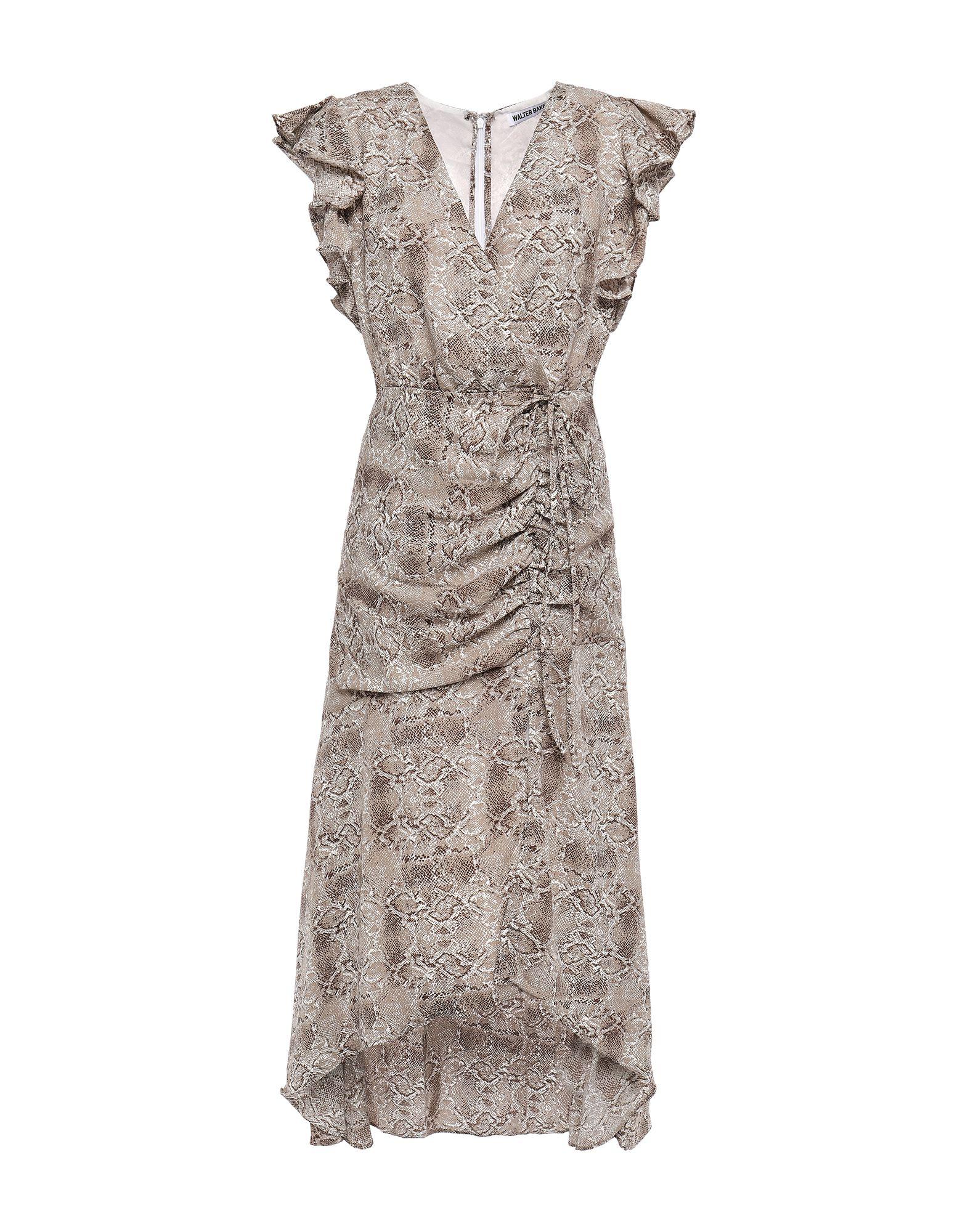 w118 by walter baker pубашка W118 by WALTER BAKER Длинное платье