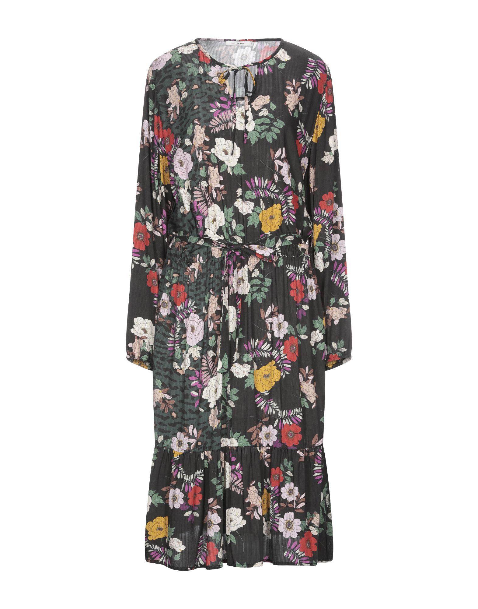 HAMPTON BAYS Платье миди