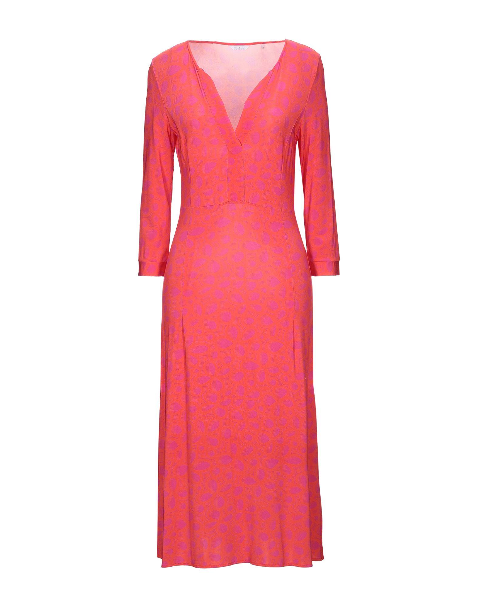 CALIBAN Платье длиной 3/4 casasola платье длиной 3 4