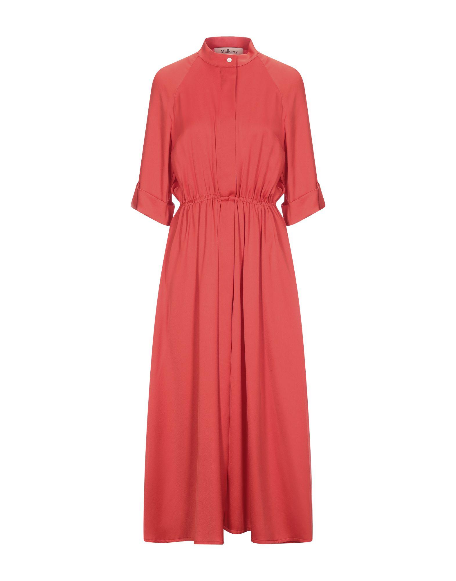 MULBERRY Платье длиной 3/4 vionnet платье длиной 3 4