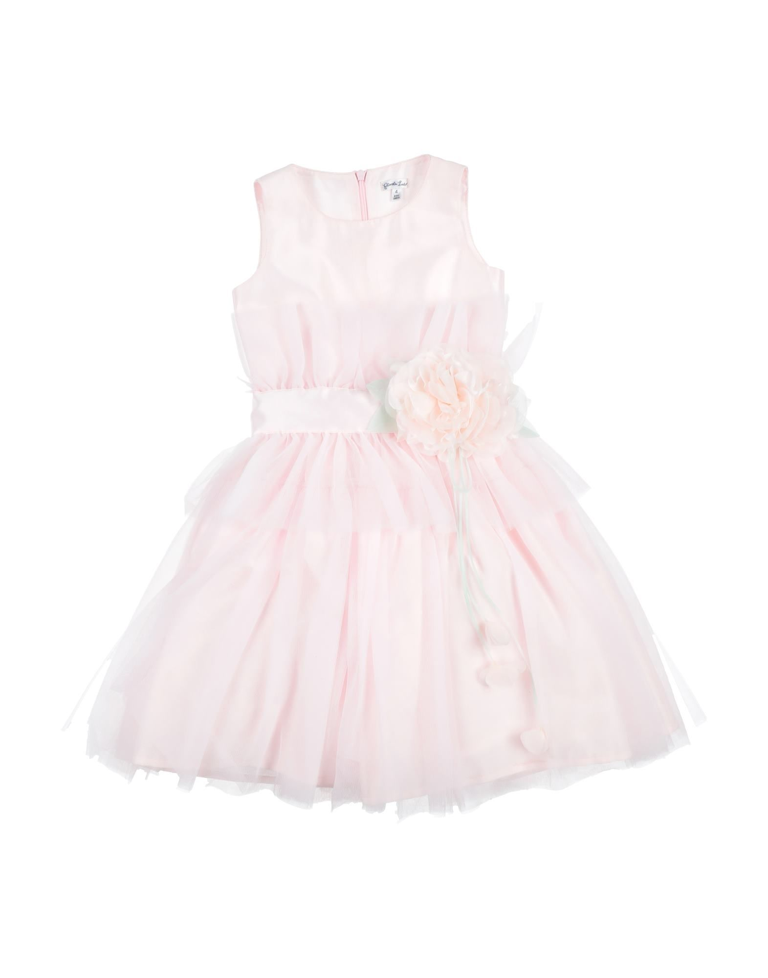 PICCOLA LUDO ガールズ ワンピース&ドレス ピンク キッズ