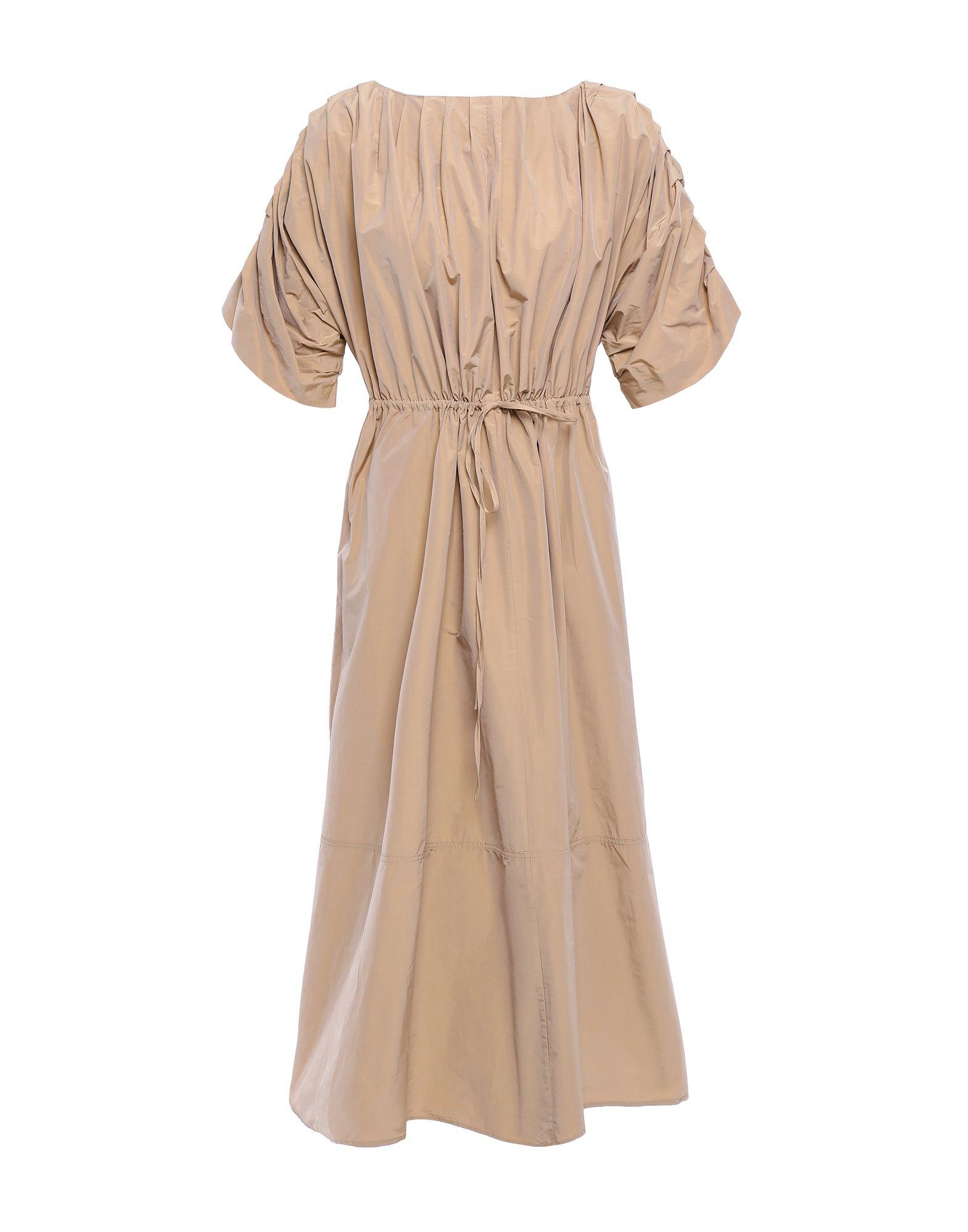 CO Платье длиной 3/4 co go юбка длиной 3 4