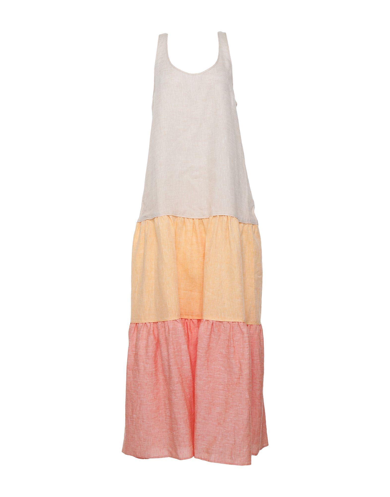 LISA MARIE FERNANDEZ Длинное платье lisa marie fernandez длинное платье
