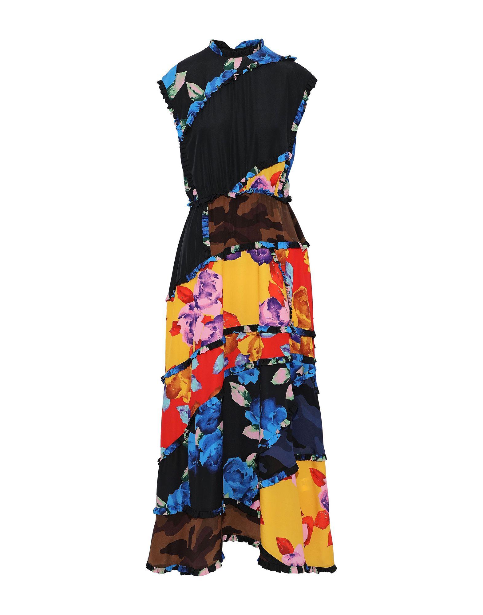 Фото - MSGM Длинное платье msgm длинное платье