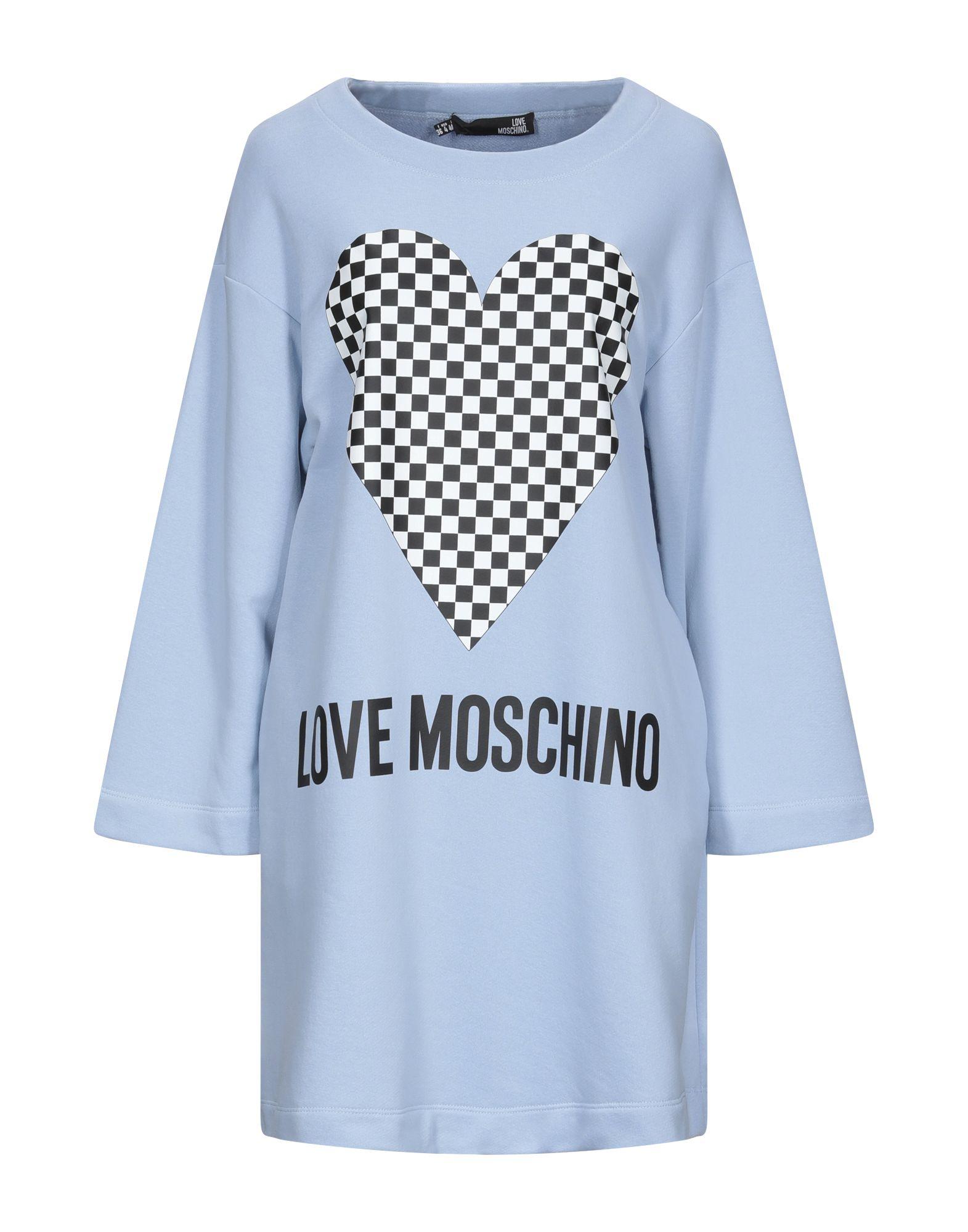 Фото - LOVE MOSCHINO Платье до колена love moschino платье до колена