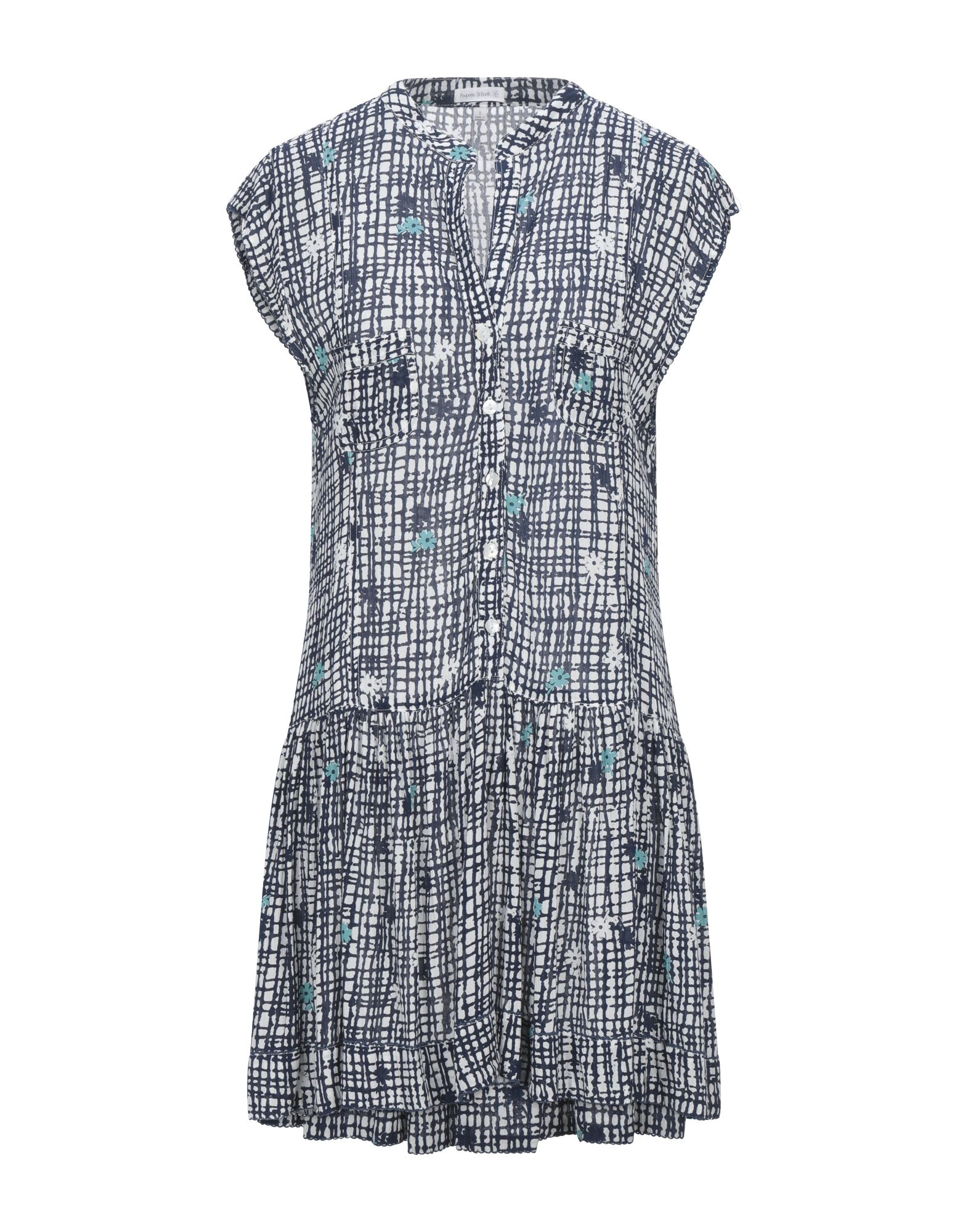 POUPETTE ST BARTH Короткое платье недорого