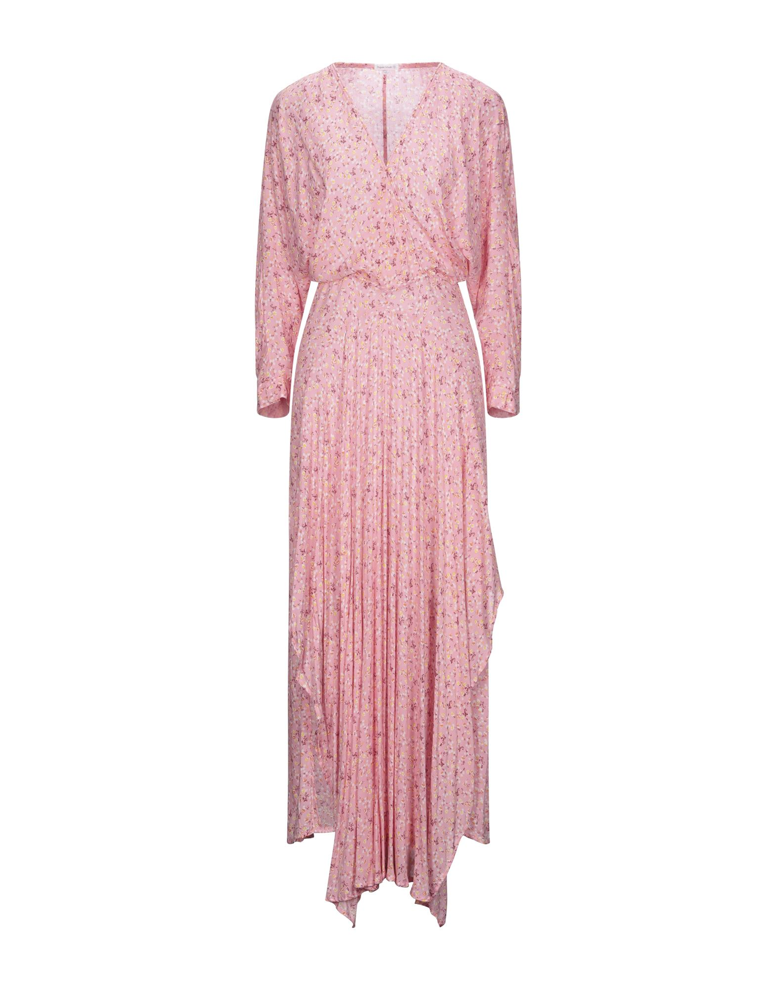 POUPETTE ST BARTH Длинное платье недорого