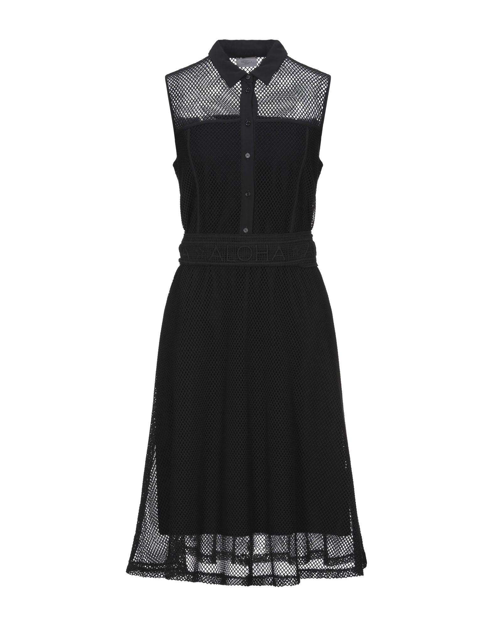 Фото - MARELLA SPORT Платье до колена marella юбка до колена
