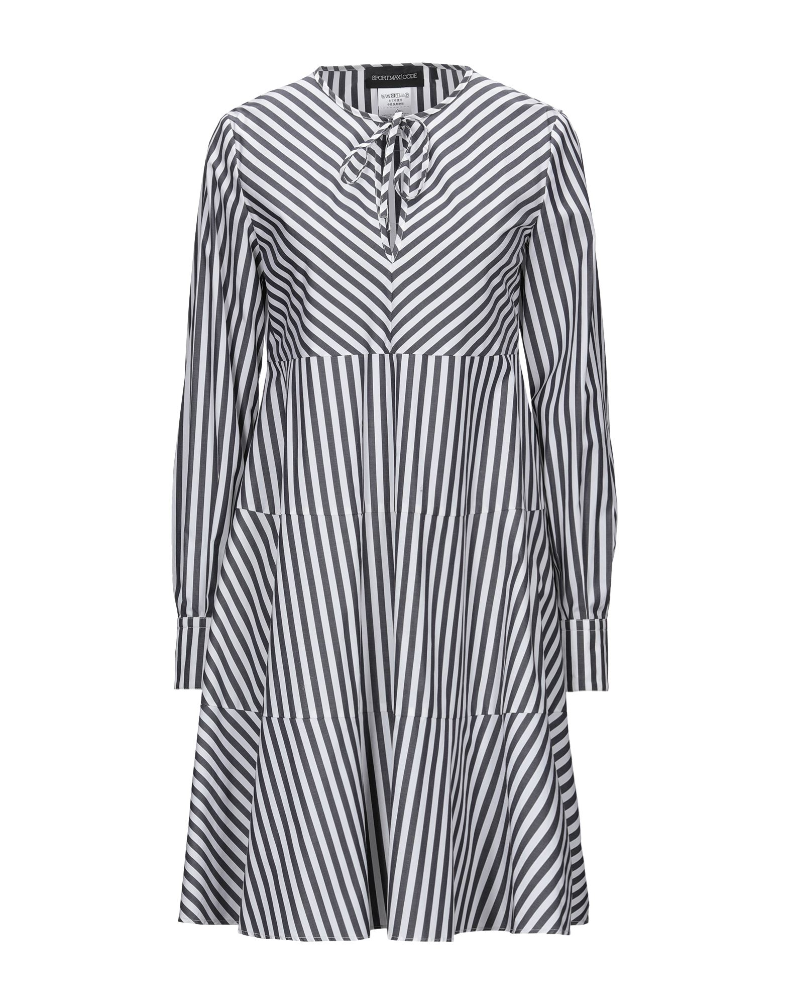 SPORTMAX CODE Короткое платье платье джинсовое code code co073ewbyzq0